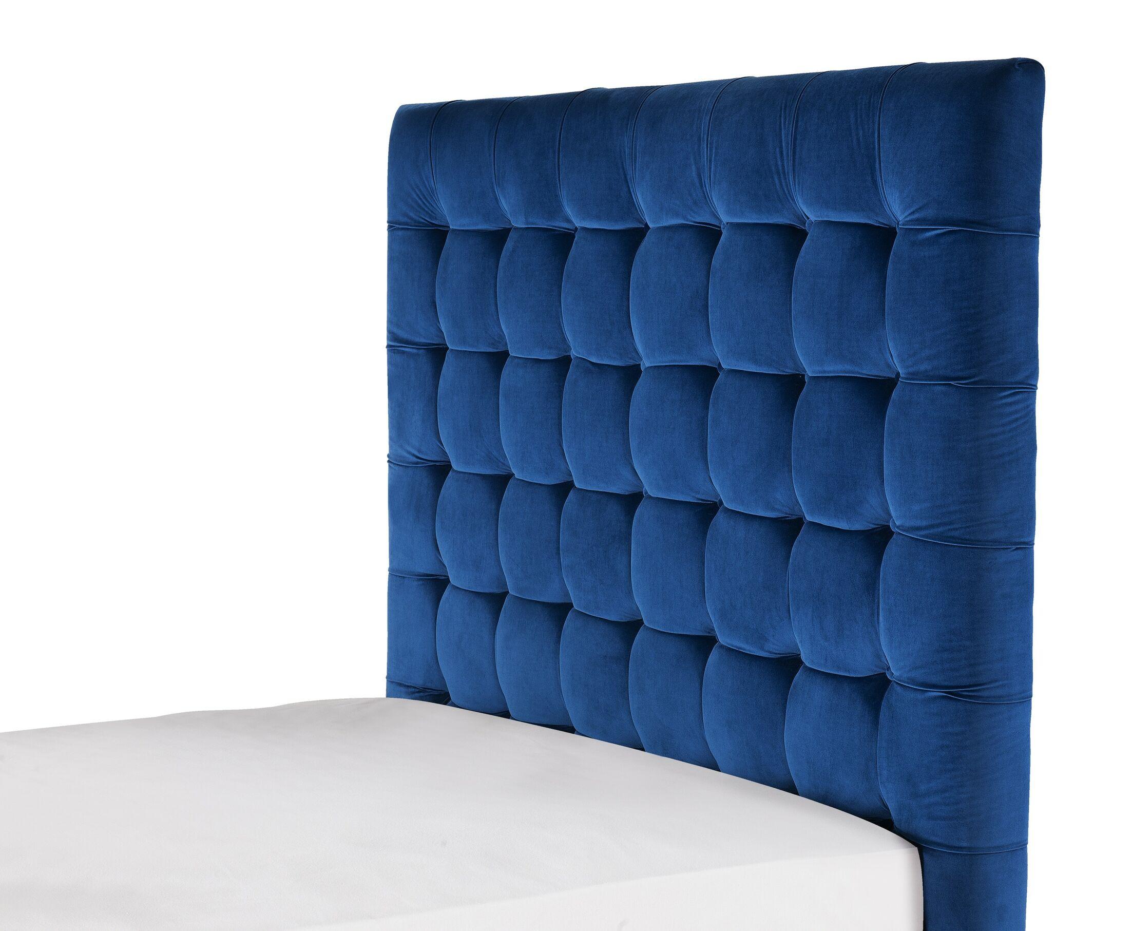 Mccann Upholstered Platform Bed Size: King, Color: Taupe