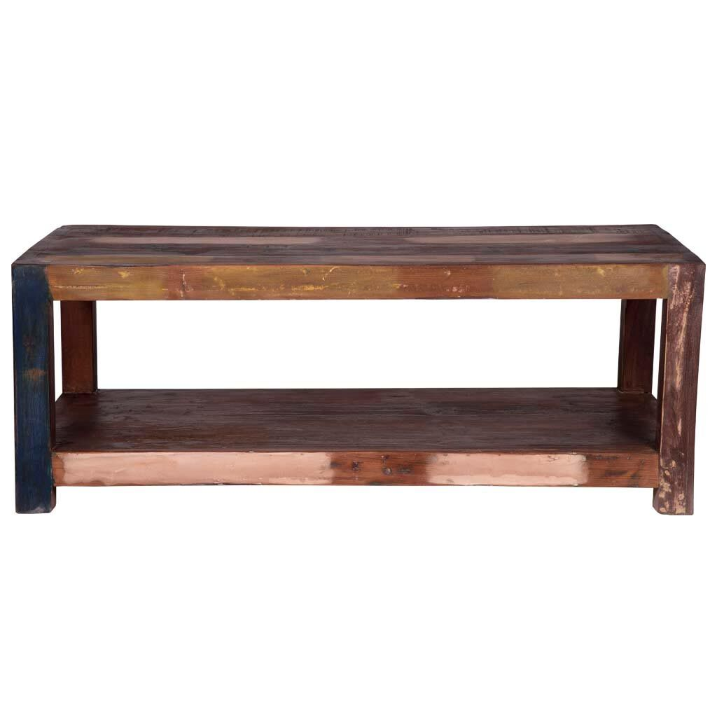 Trower Rustic Coffee Table