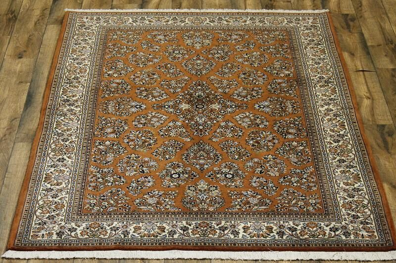 One-of-a-Kind Maurine Sarouk Persian Hand-Knotted 5'10