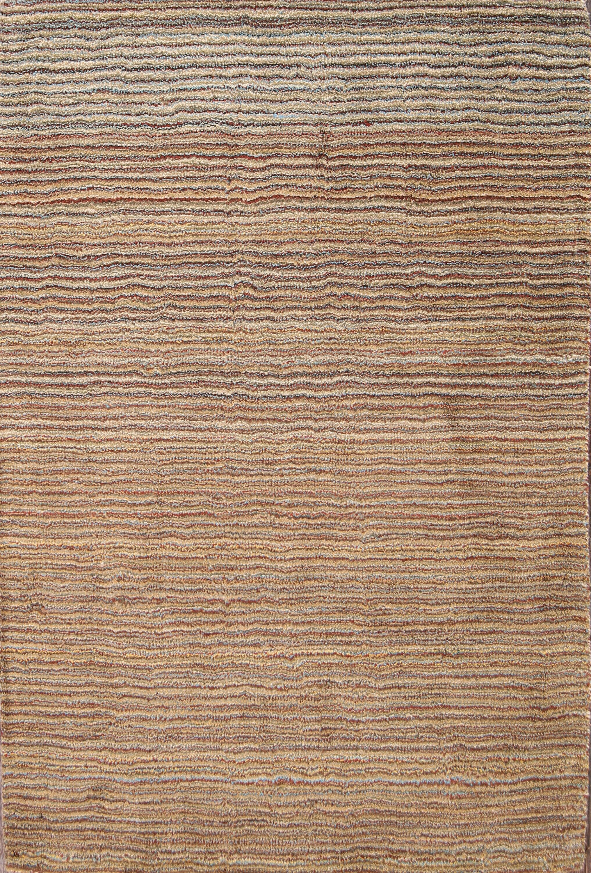 Seidman Oriental Traditional Indian Hand-Tufted Wool Red/Burgundy Area Rug