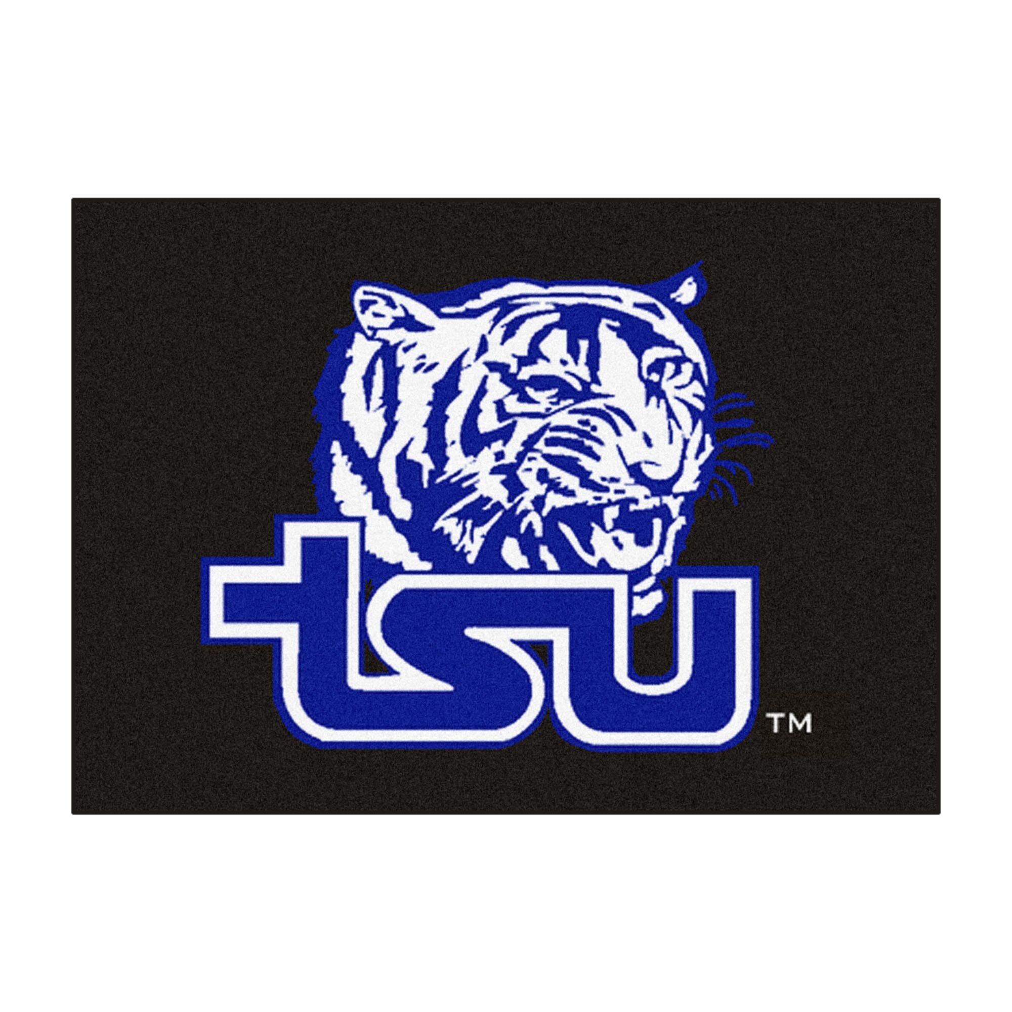 Tennessee State University Doormat Mat Size: Rectangle 2'10