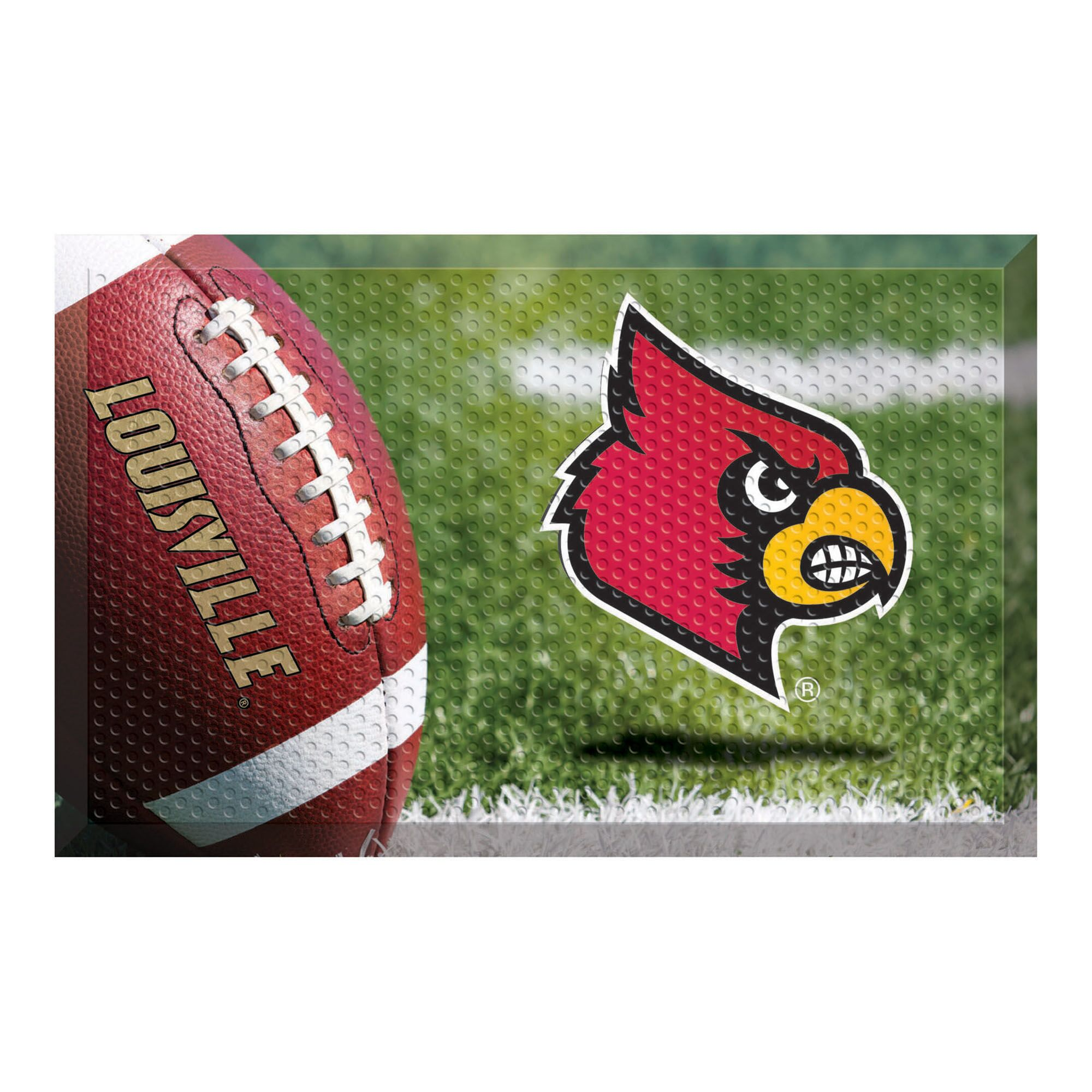 University of Louisville Doormat