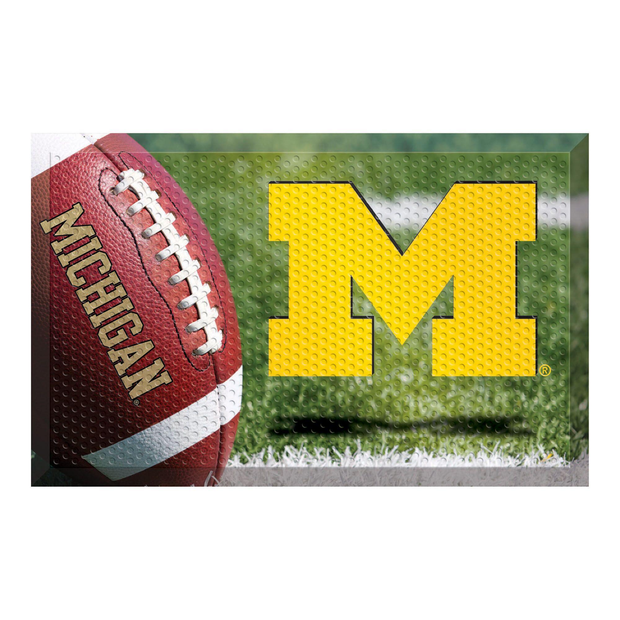 University of Michigan Doormat