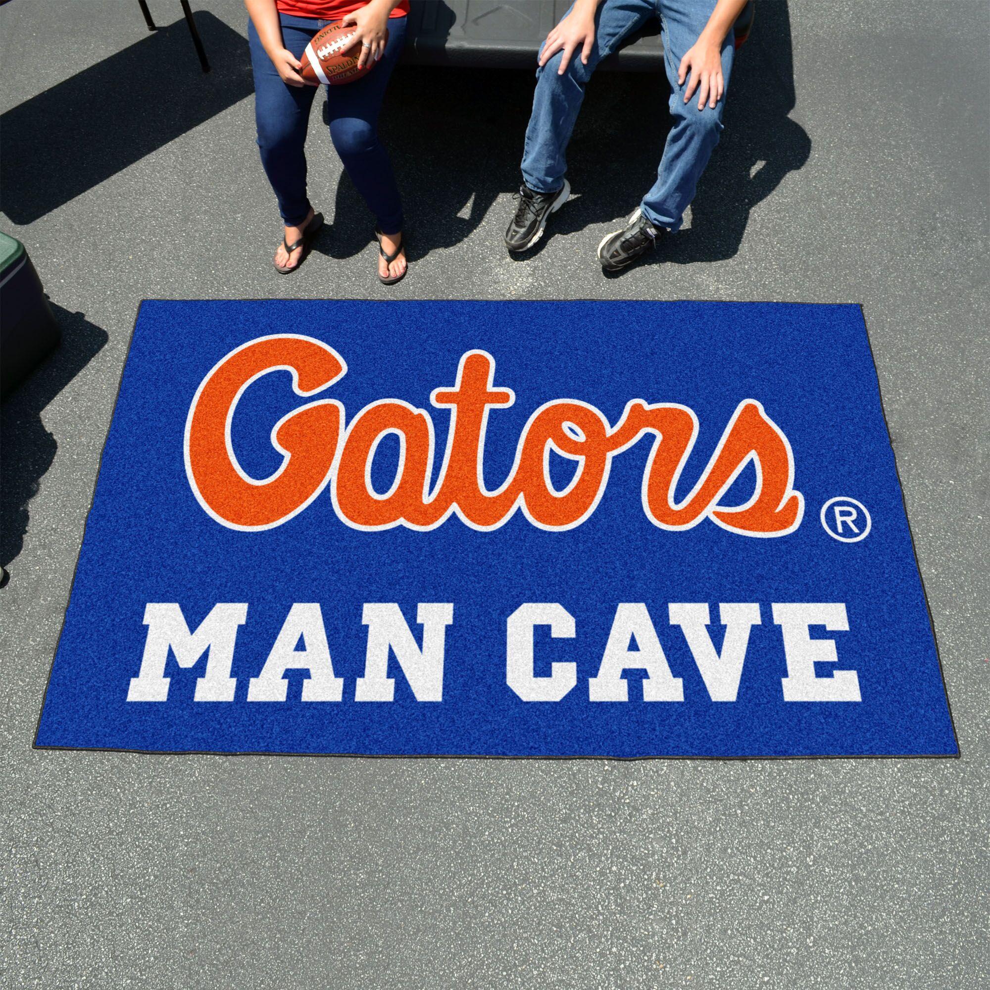 University of Florida Doormat Mat Size: Rectangle 1'8