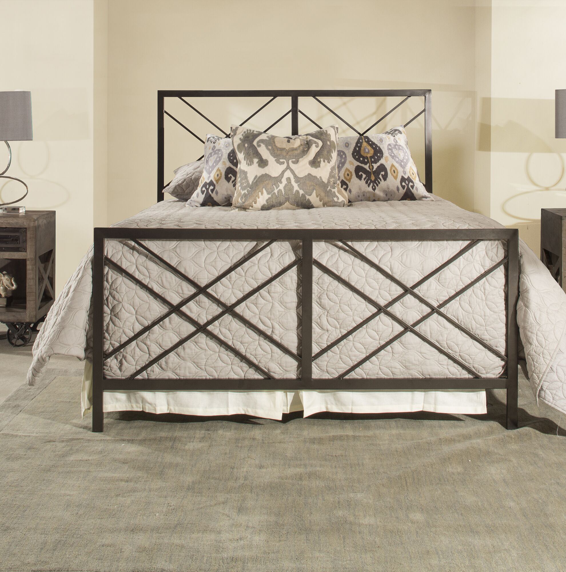 Tuohy Panel Bed Size: Twin