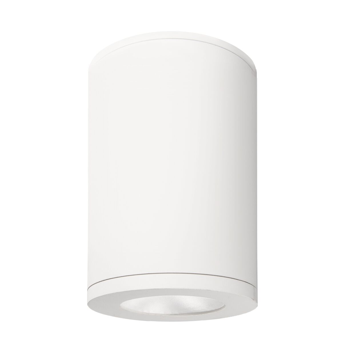 Janice 1-Light LED Flush Mount Lens Degree: Narrow, Fixture Finish: White