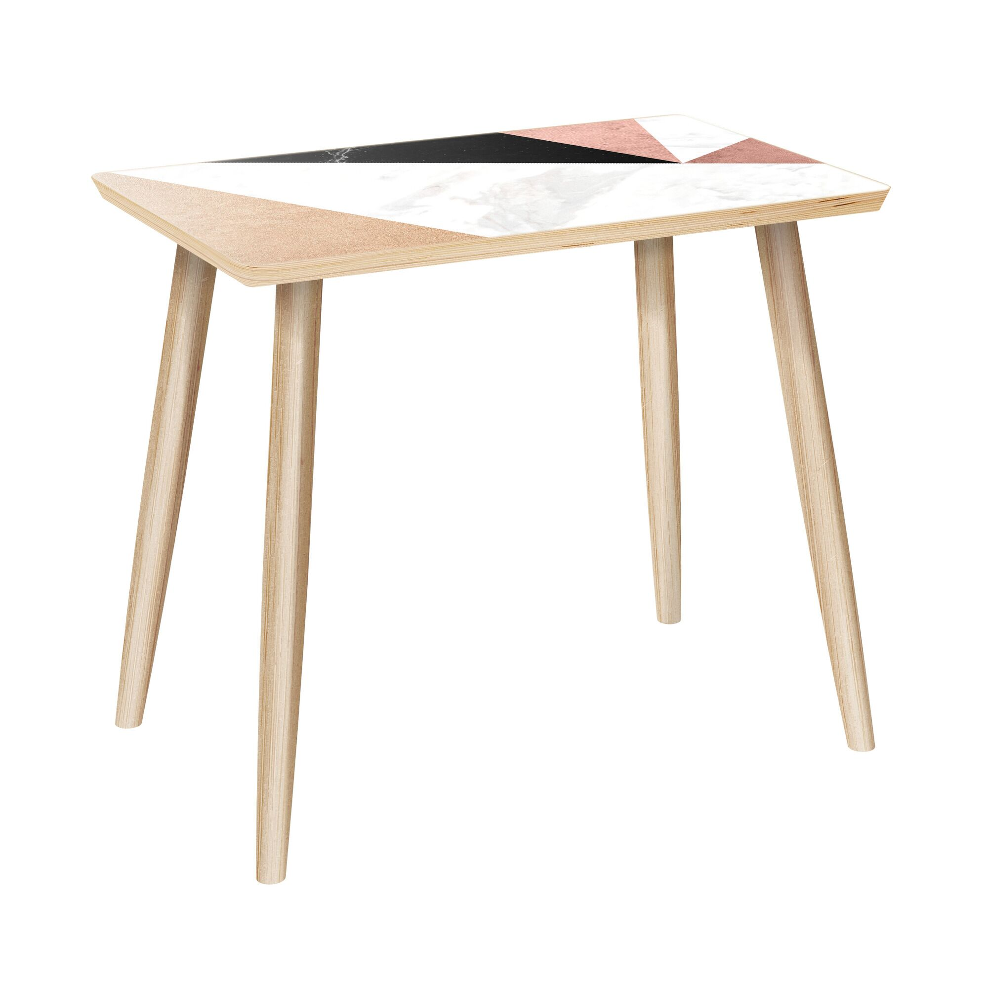 Mcsweeney End Table Color: Natural