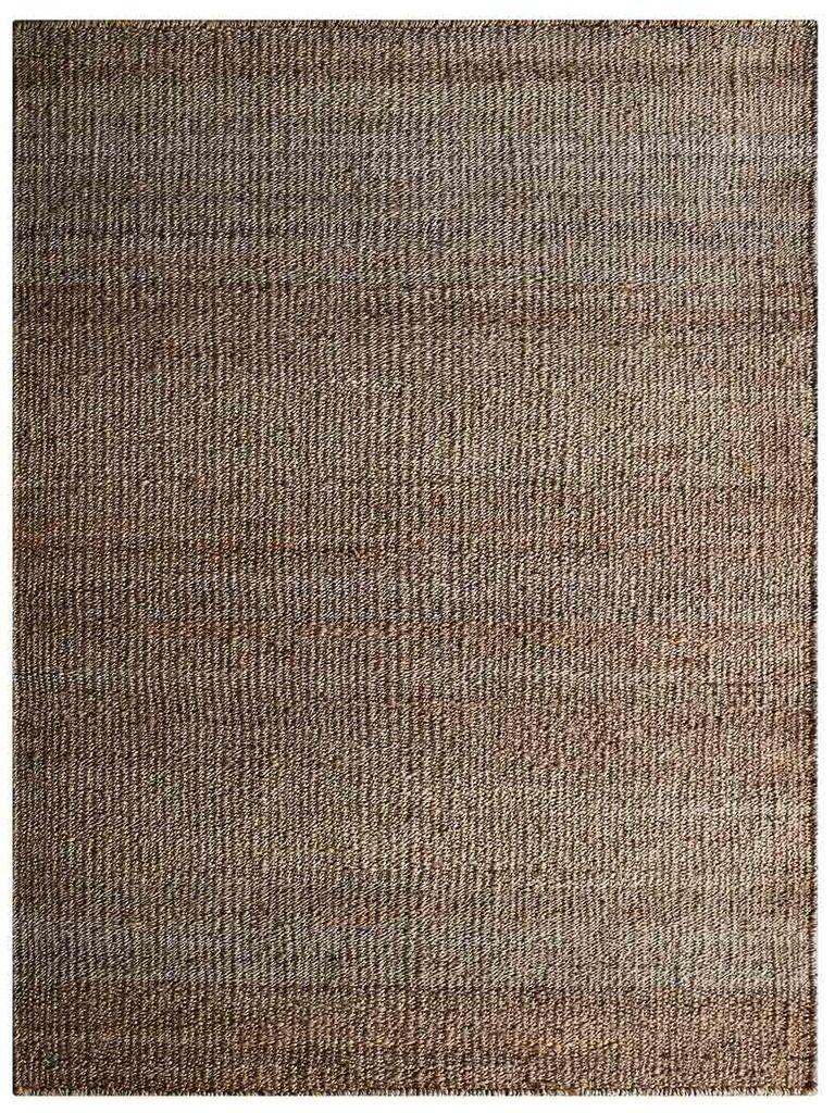 Cozette Hand-Woven Brown Indoor/Outdoor Area Rug Rug Size: Rectangle 6' x 9'