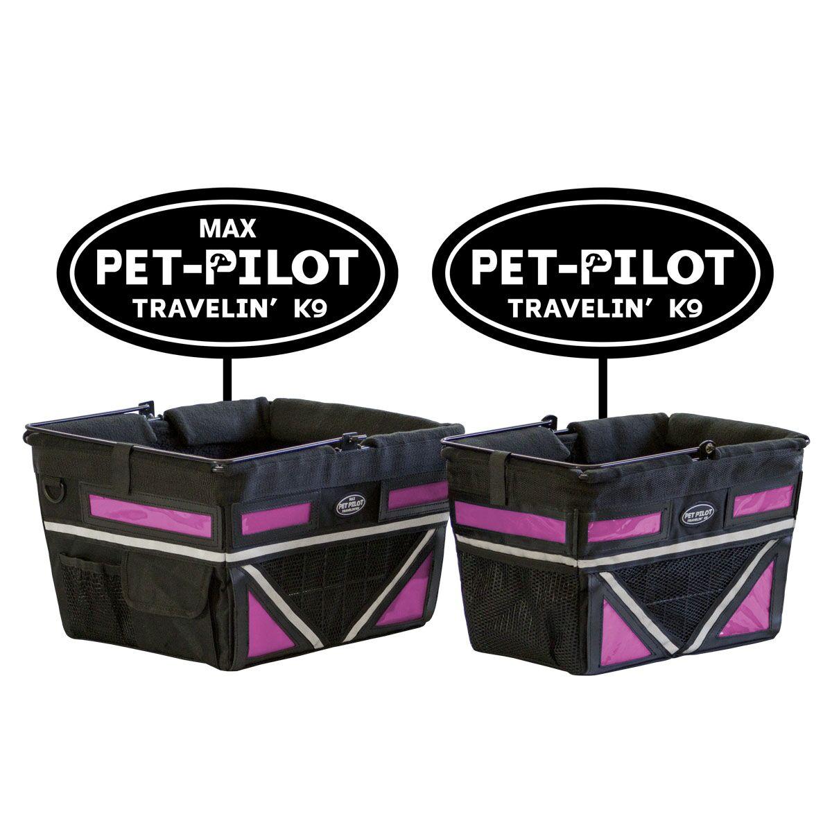 Original Bike Pet Carrier Color: Pink