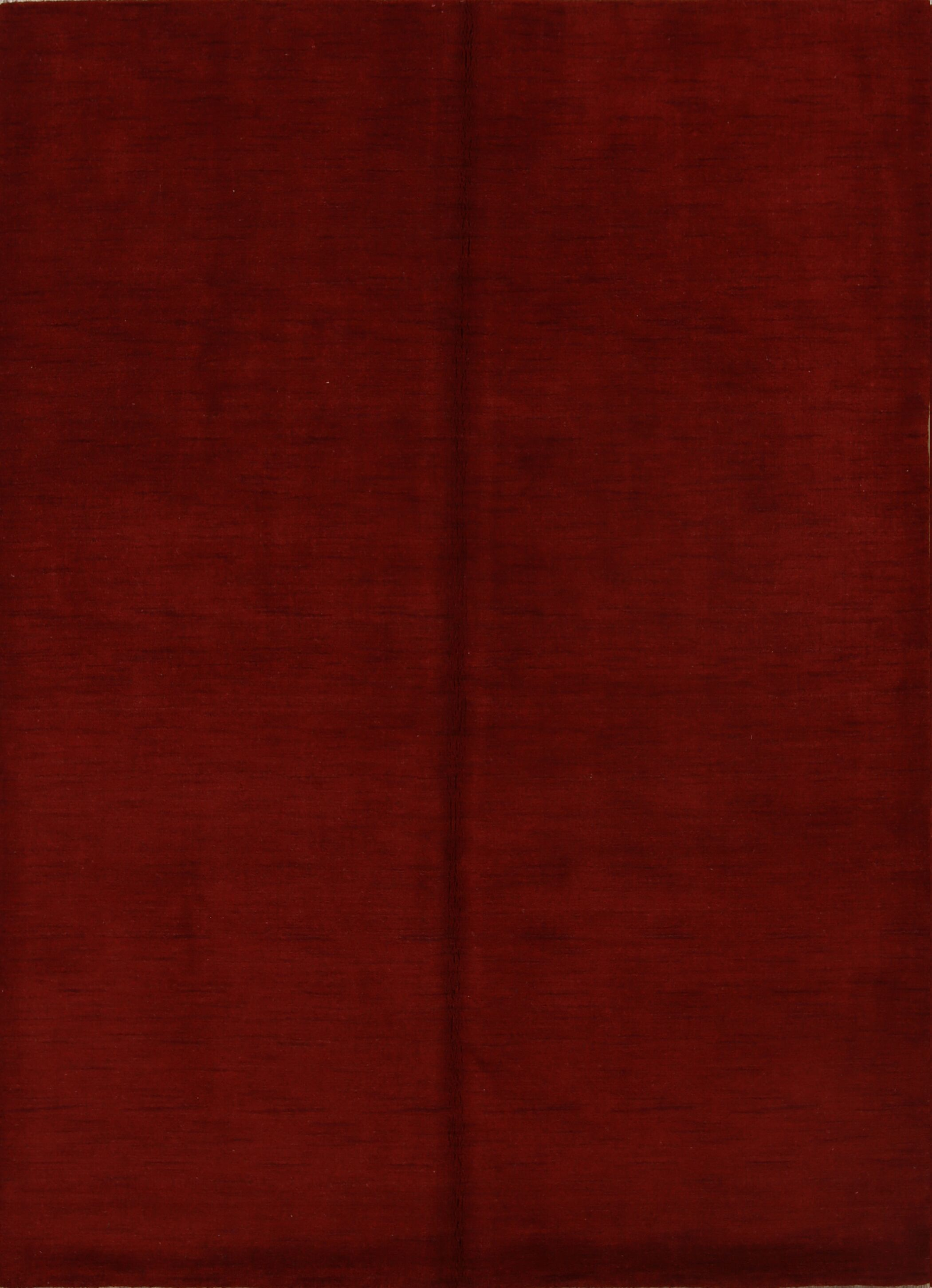 Fortune Indian Oriental Hand-Woven Wool Red/Brown Area Rug