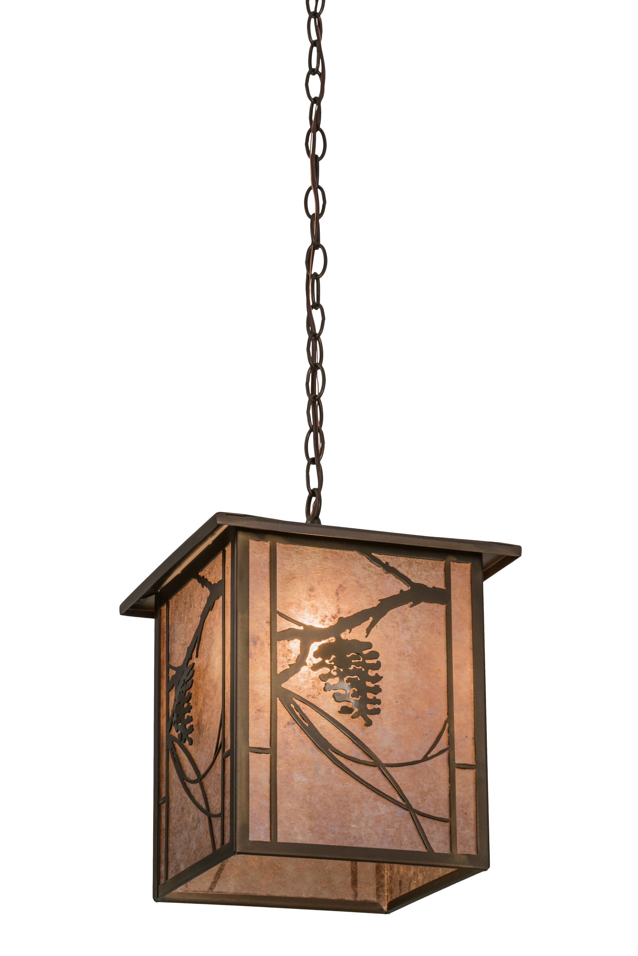 Wynsum Pines 1-Light Lantern Pendant