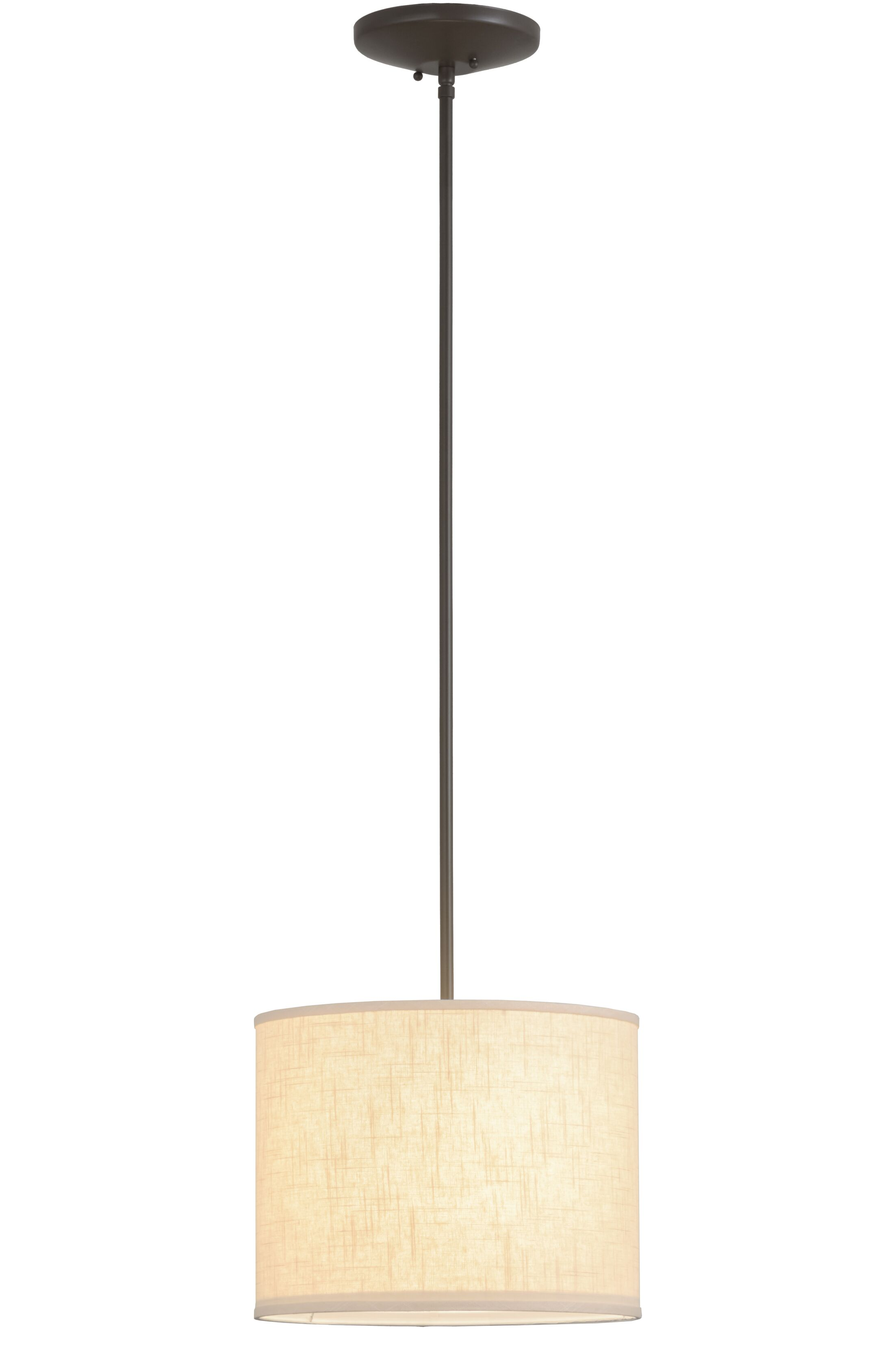 Luyster 1-Light Drum Pendant