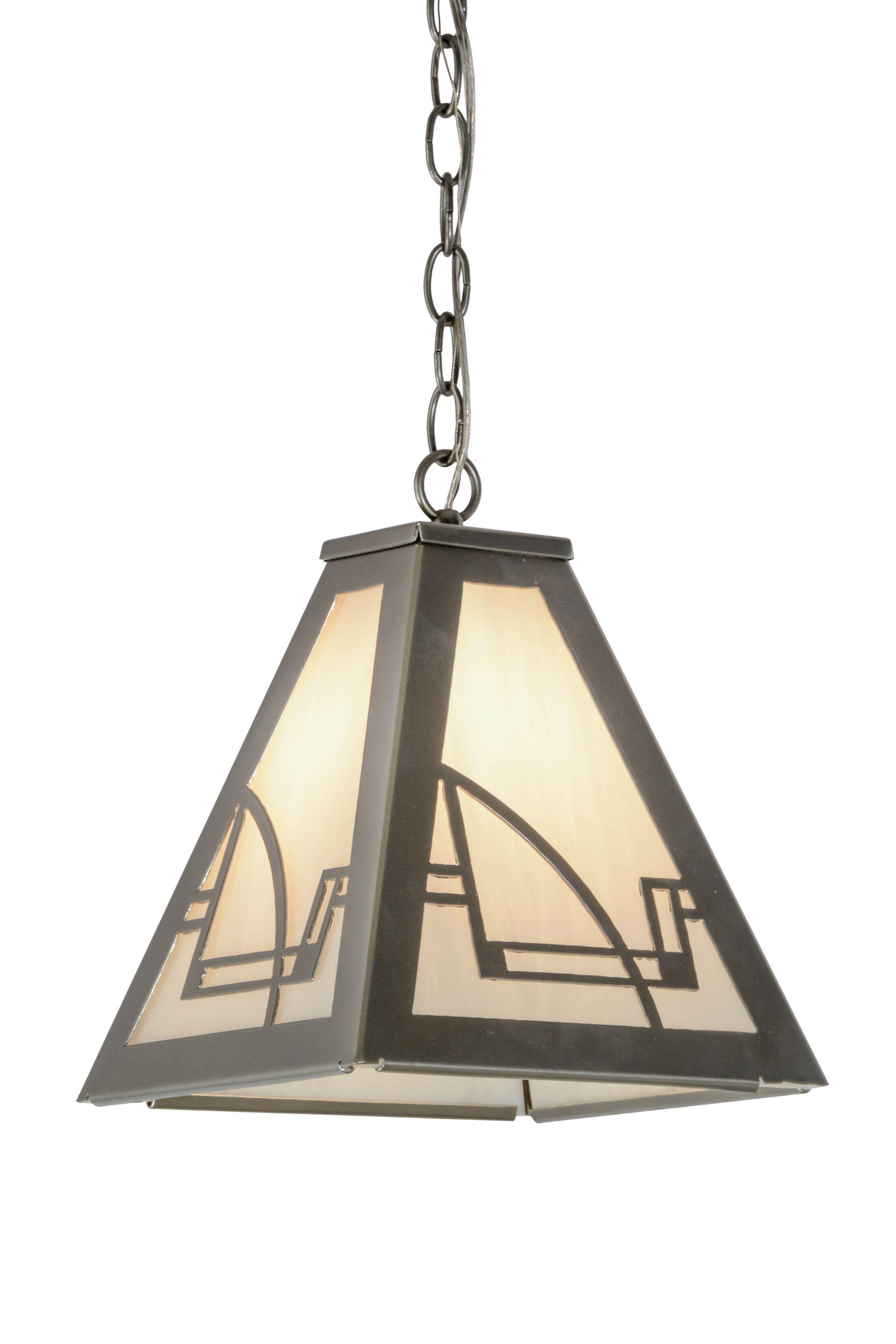 Aloway 1-Light Mini Pendant