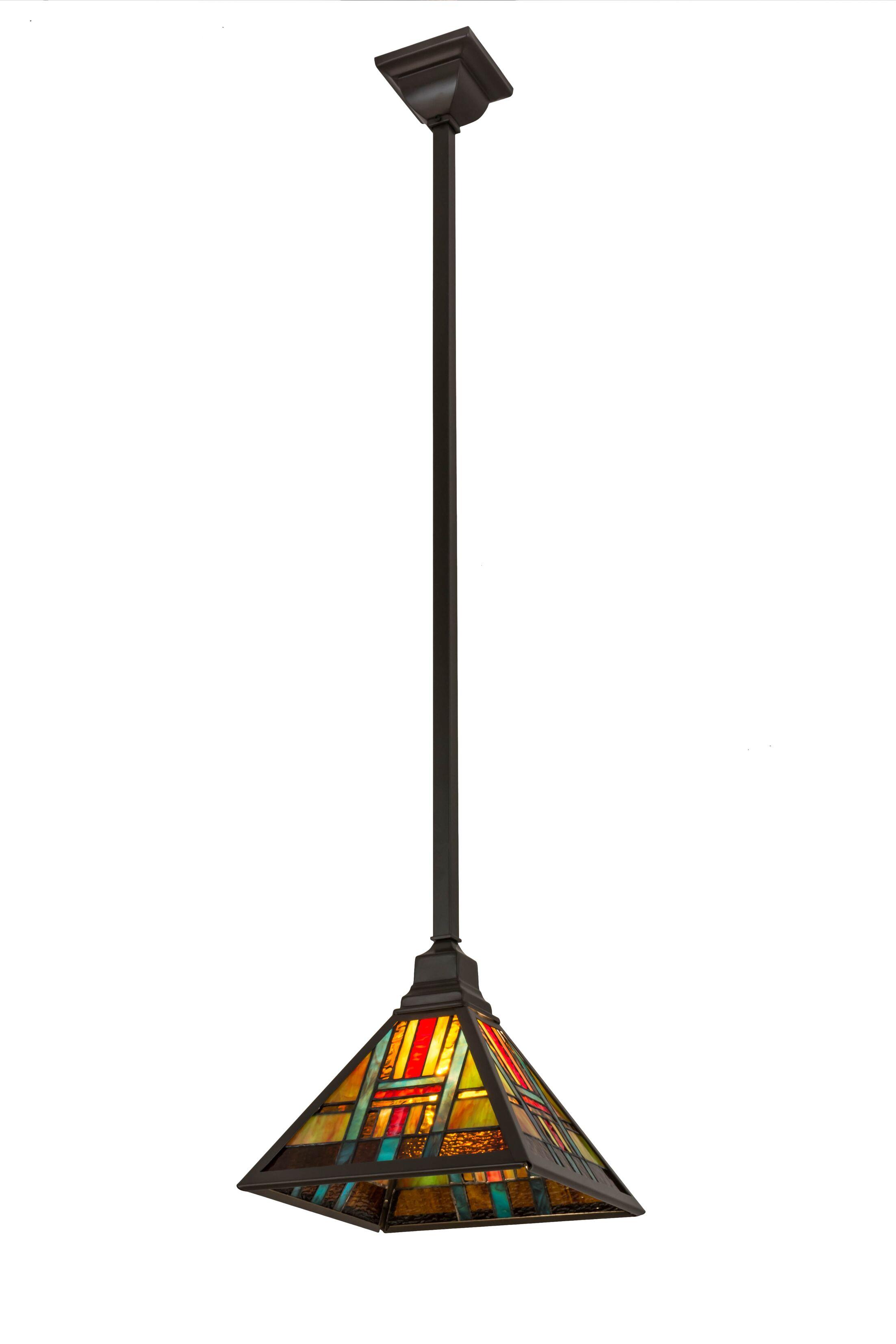 Younkin 1-Light Cone Pendant Size: 62