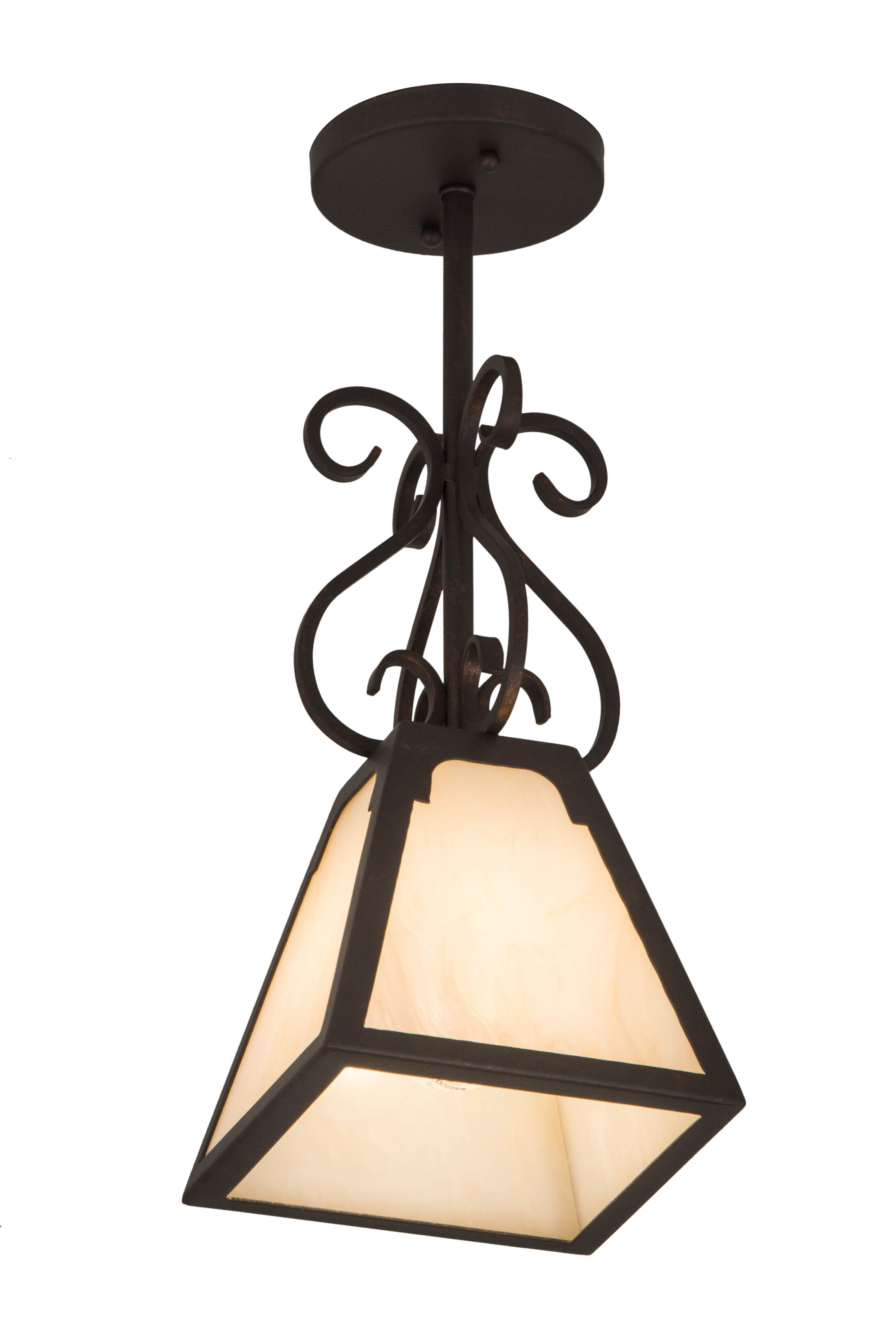 Grogg 1-Light Mini Pendant