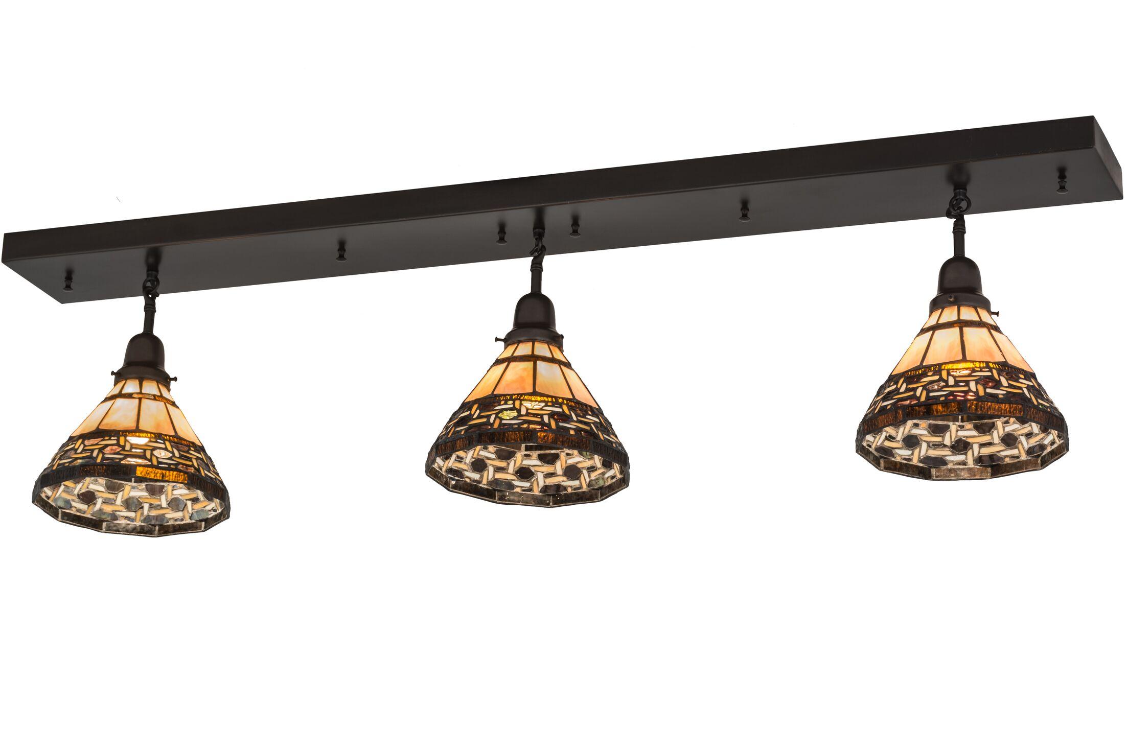 Alysa 3-Light Pool Table Lights Pendant