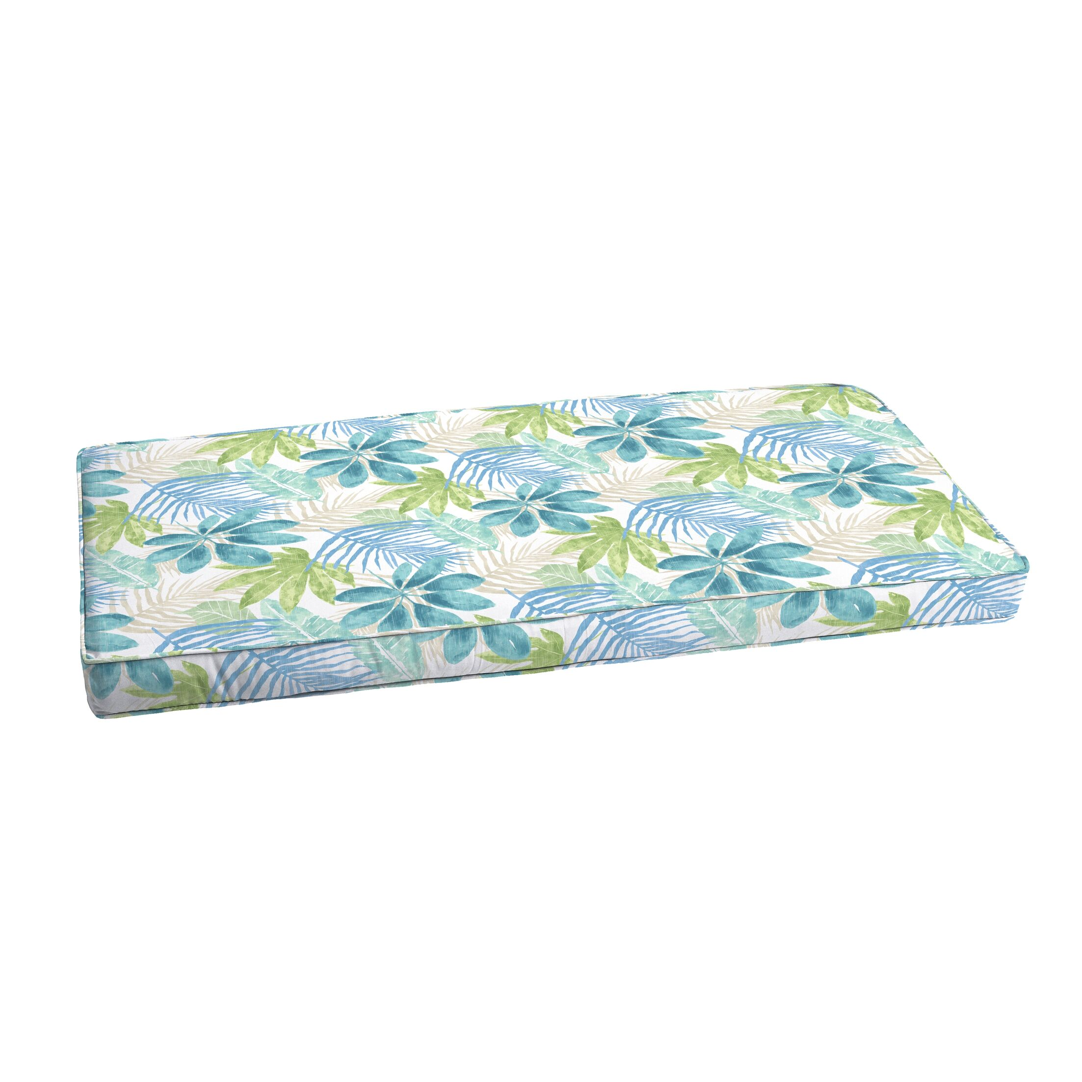 Darcio Indoor/Outdoor Bench Cushion Size: 2