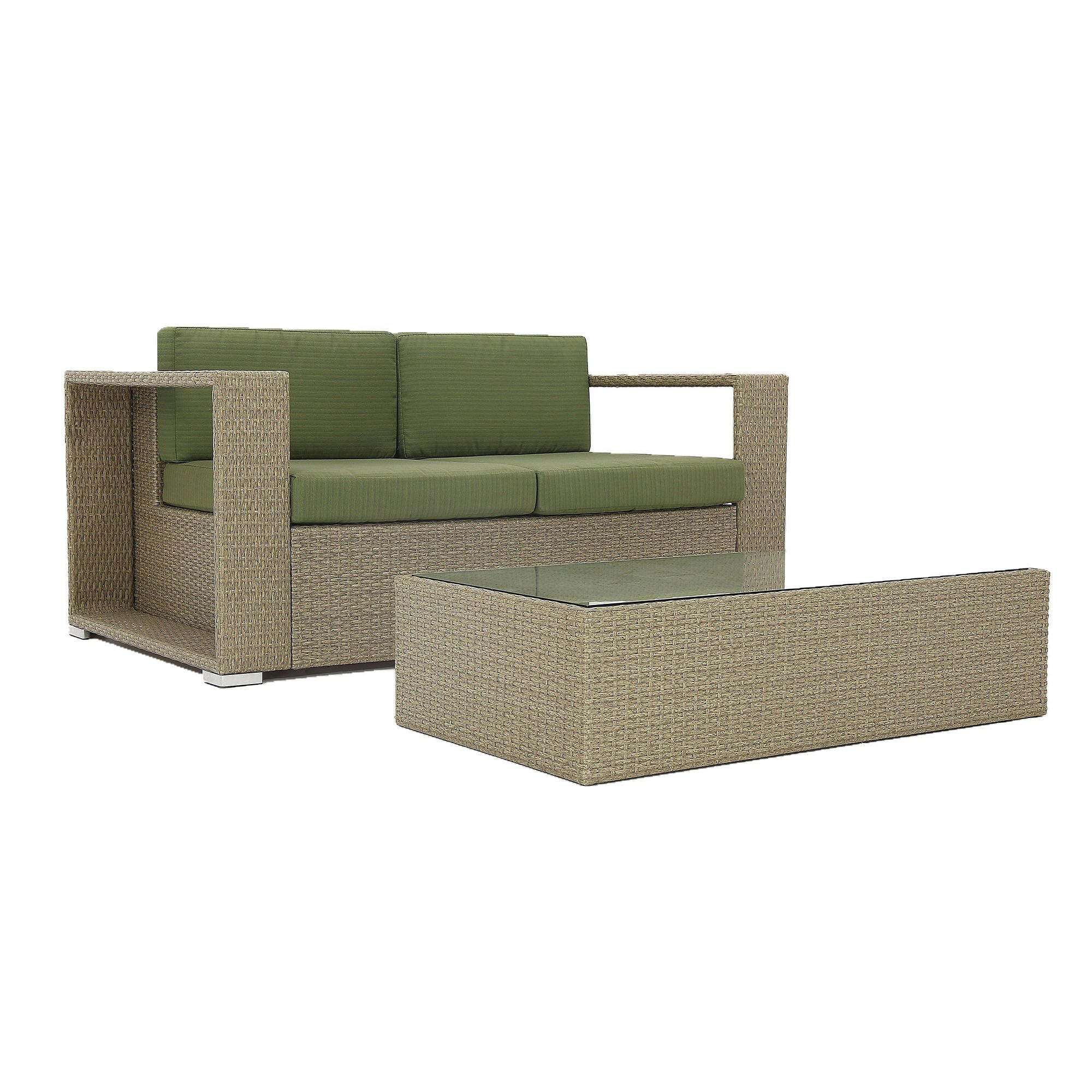 Rickey 2 Piece Conversation Set with Cushions