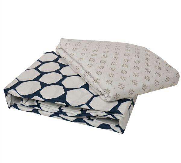 Gordan 100% Cotton Sheet Set Size: Twin XL
