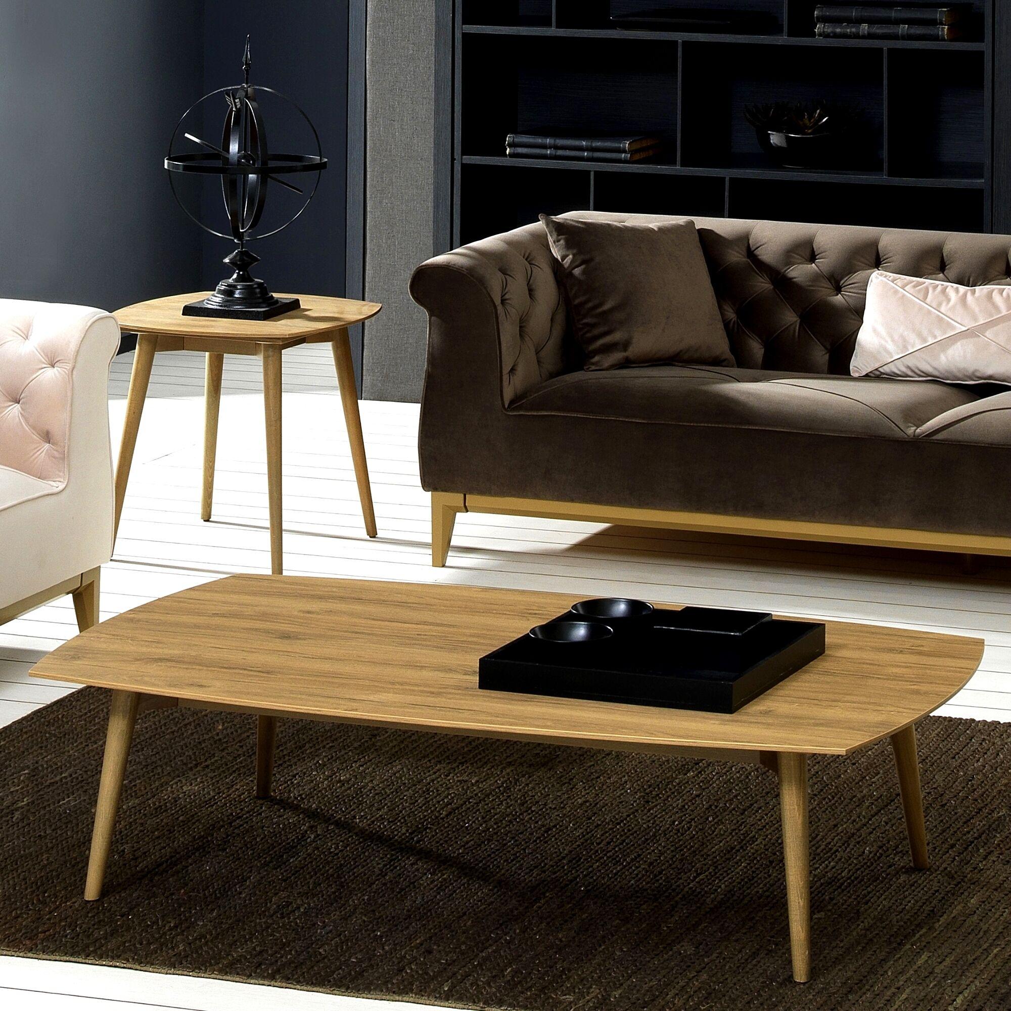 Kellan 2 Piece Coffee Table Set