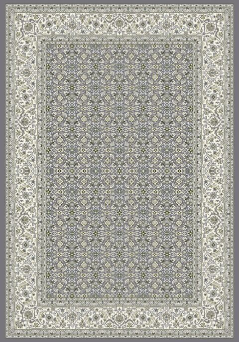 Attell Gray Area Rug Rug Size: Rectangle 5'3