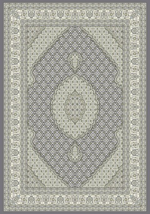 Attell Gray Area Rug Rug Size: Rectangle 6'7