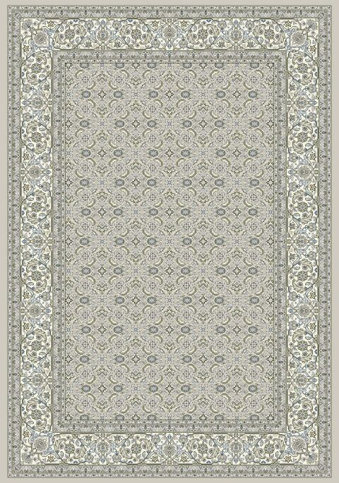 Attell Gray Area Rug Rug Size: Rectangle 3'11