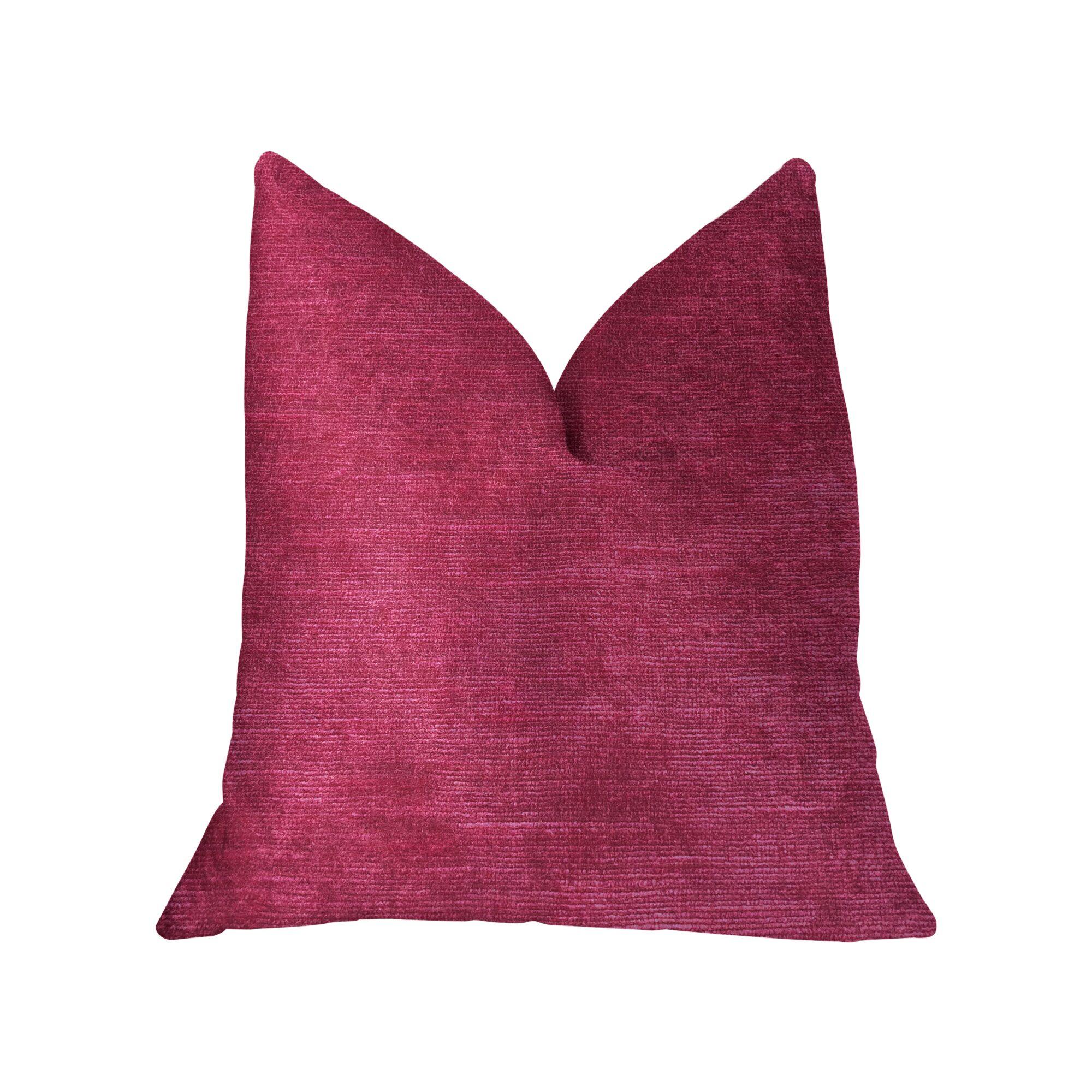 Molloy Luxury Throw Pillow Size: 16