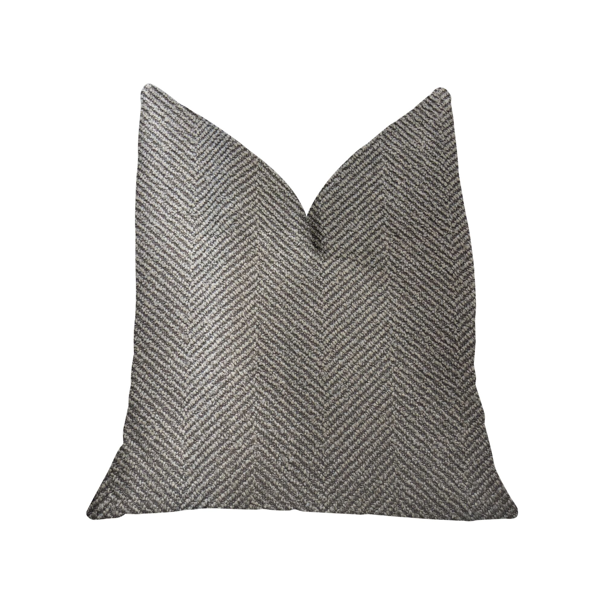 Leedom Luxury Throw Pillow Size: 20