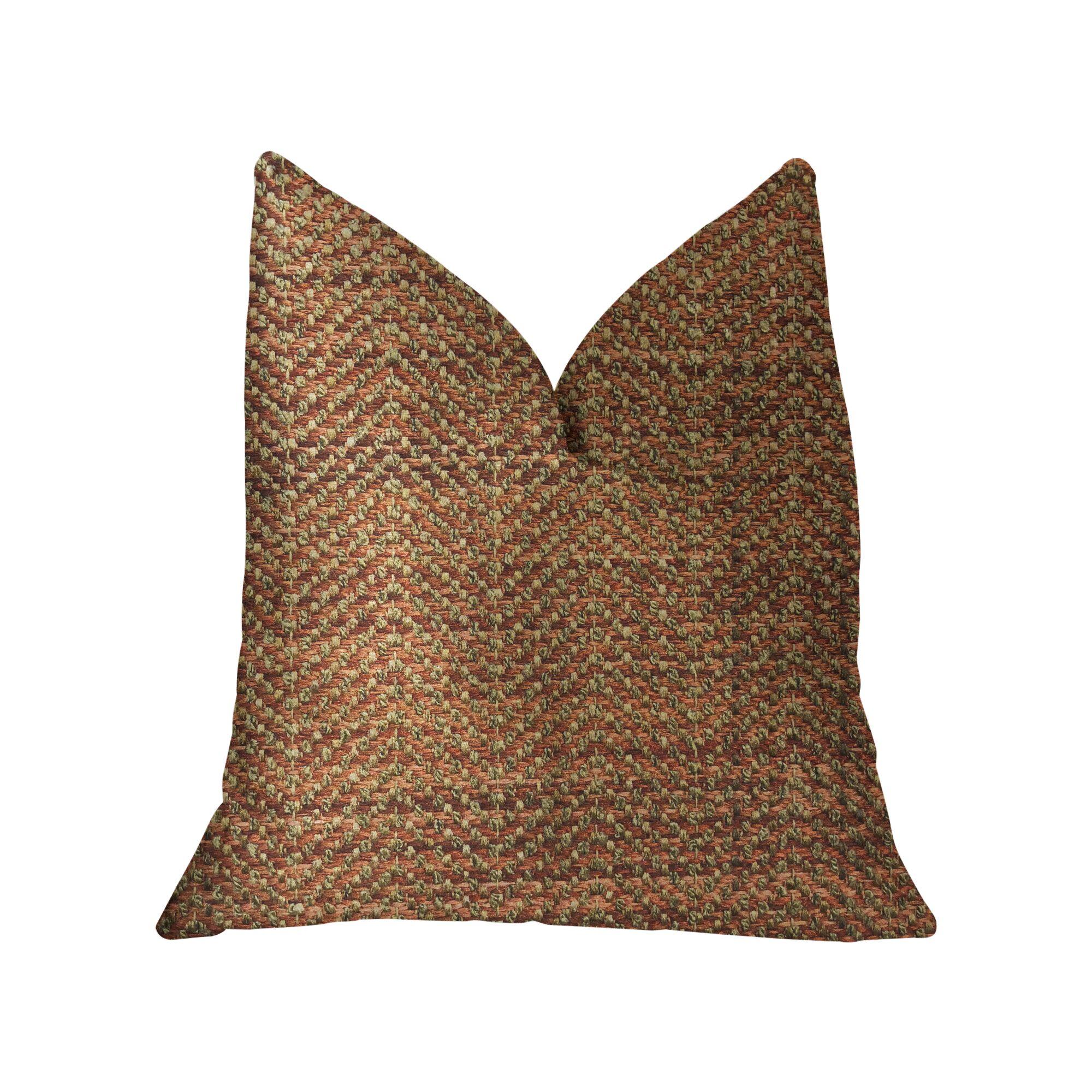 Lipford Luxury Throw Pillow Size: 12