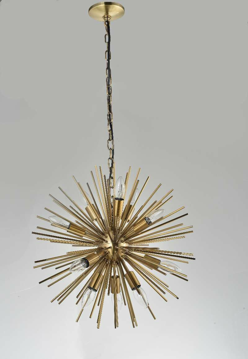 Durgin  LED  Chandelier