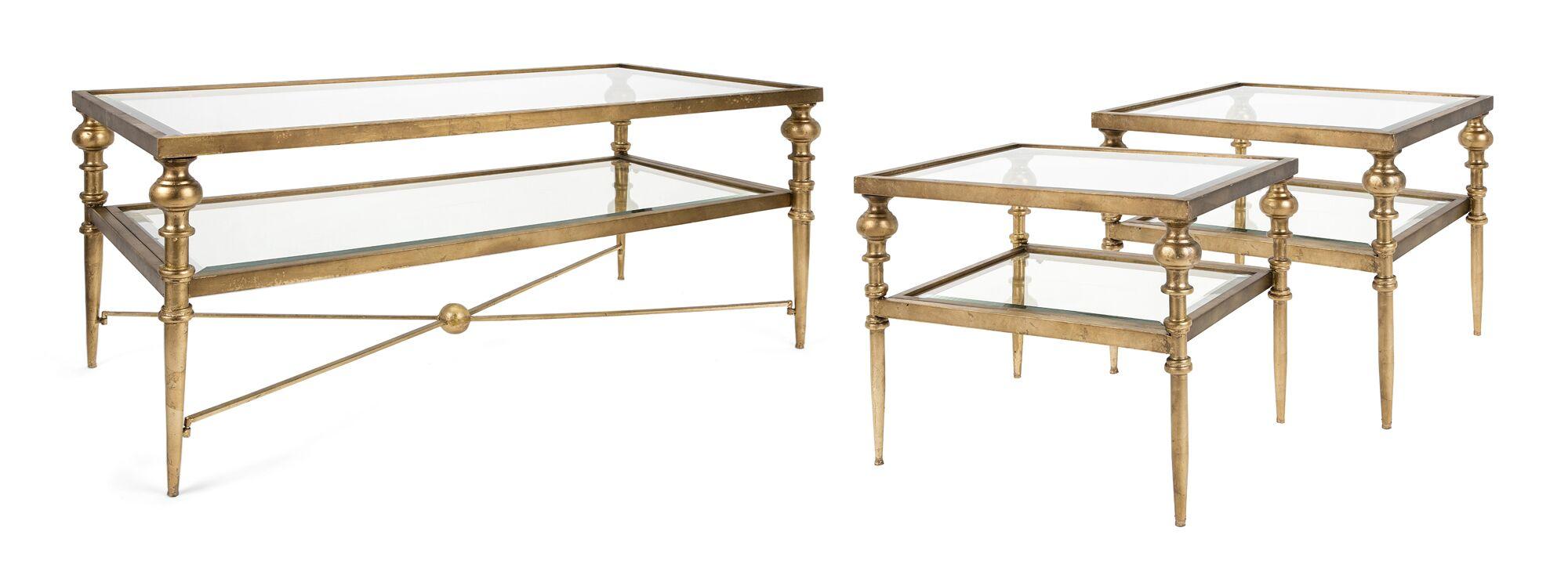 Lorenzen End Table