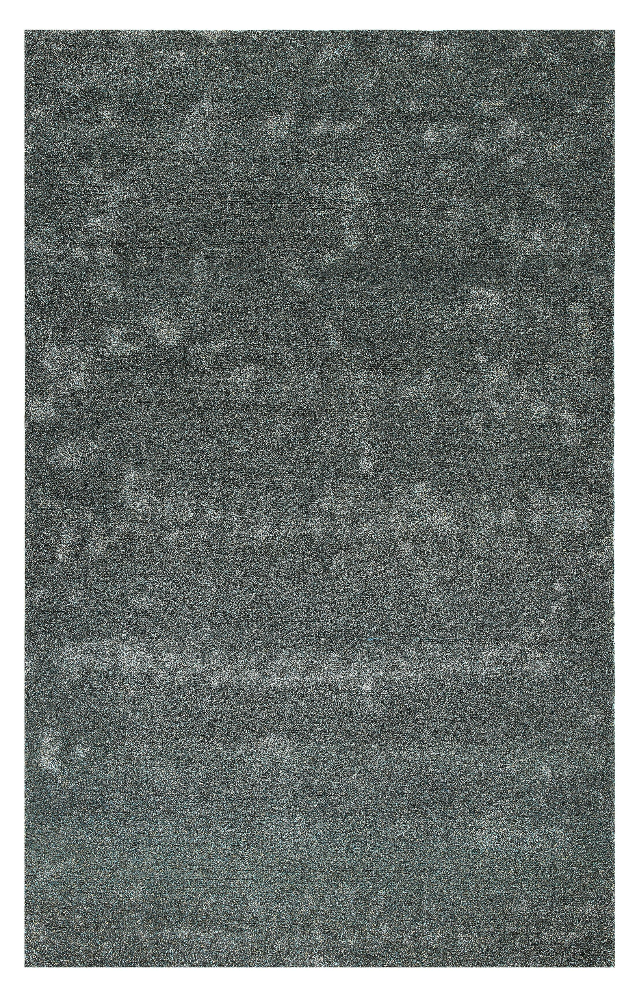 Meads Hand-Tufted Gray Indoor/Outdoor Use Area Rug Rug Size: Rectangle 6' x 9'