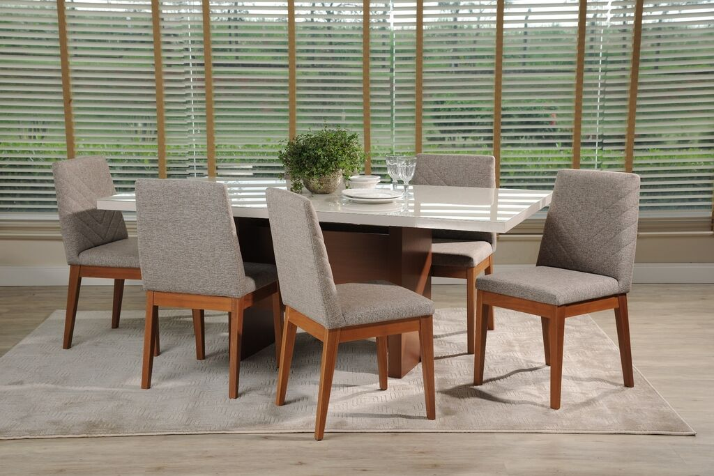Dining Table Sets Tauber 7 Piece Dining Set