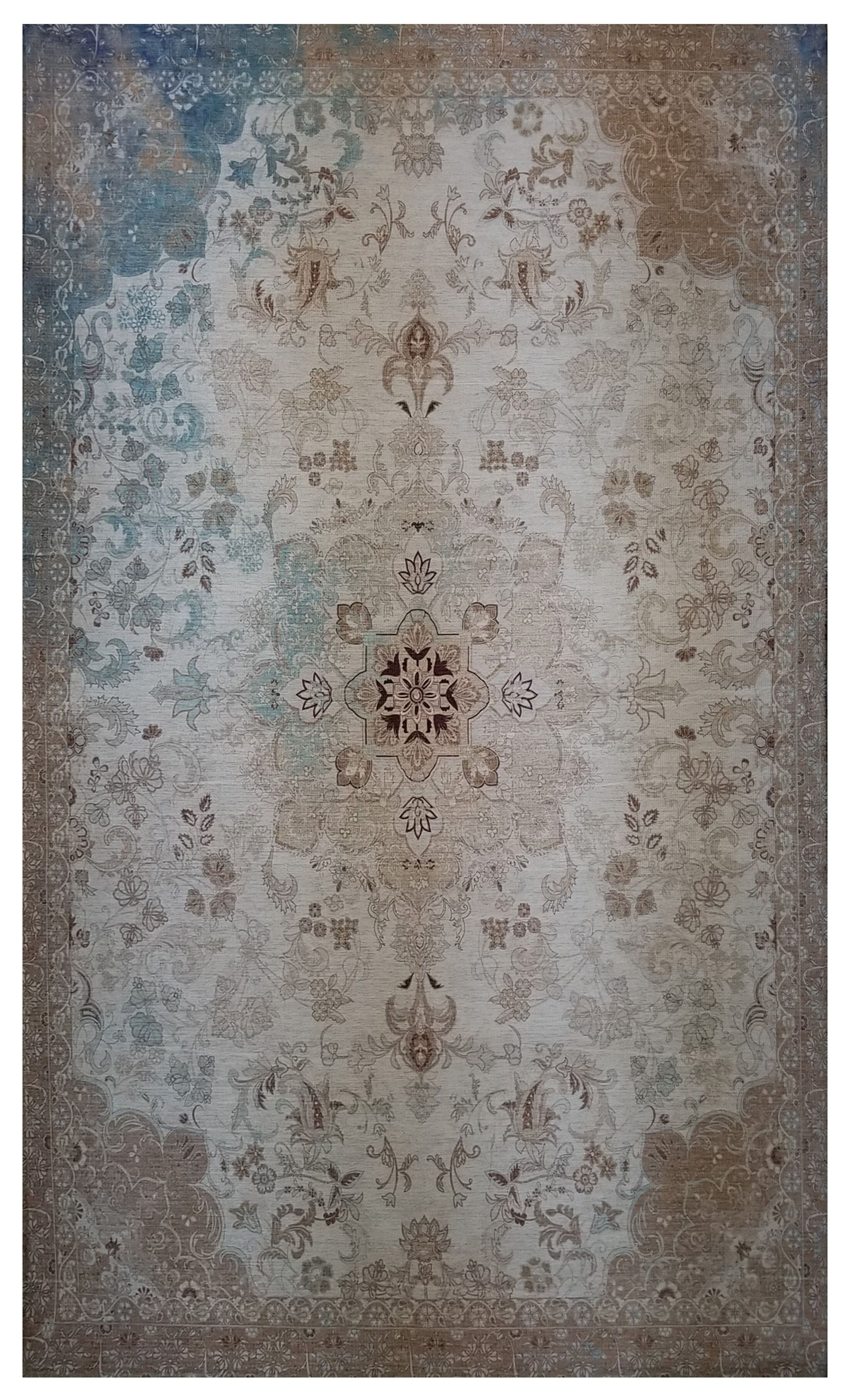 One-of-a-Kind Wendland Brown Area Rug
