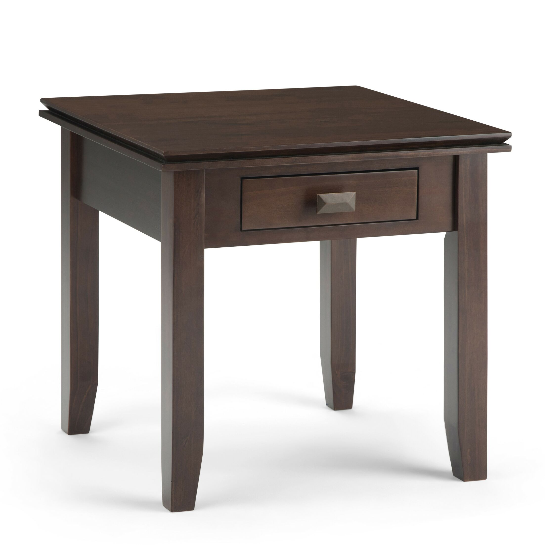 Artisan End Table Color: Tobacco Brown