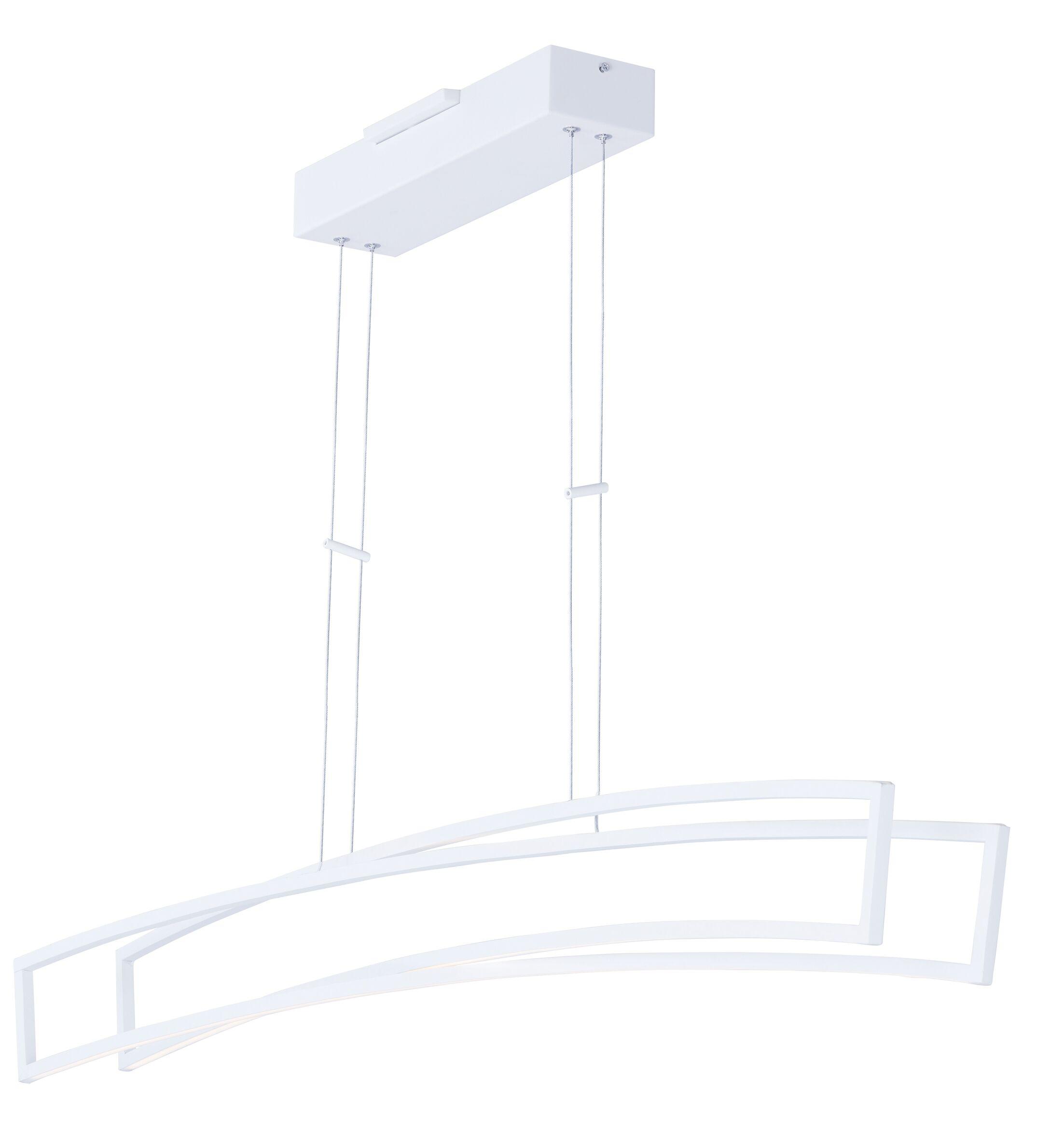 Eastep 1-Light LED Kitchen Island Pendant