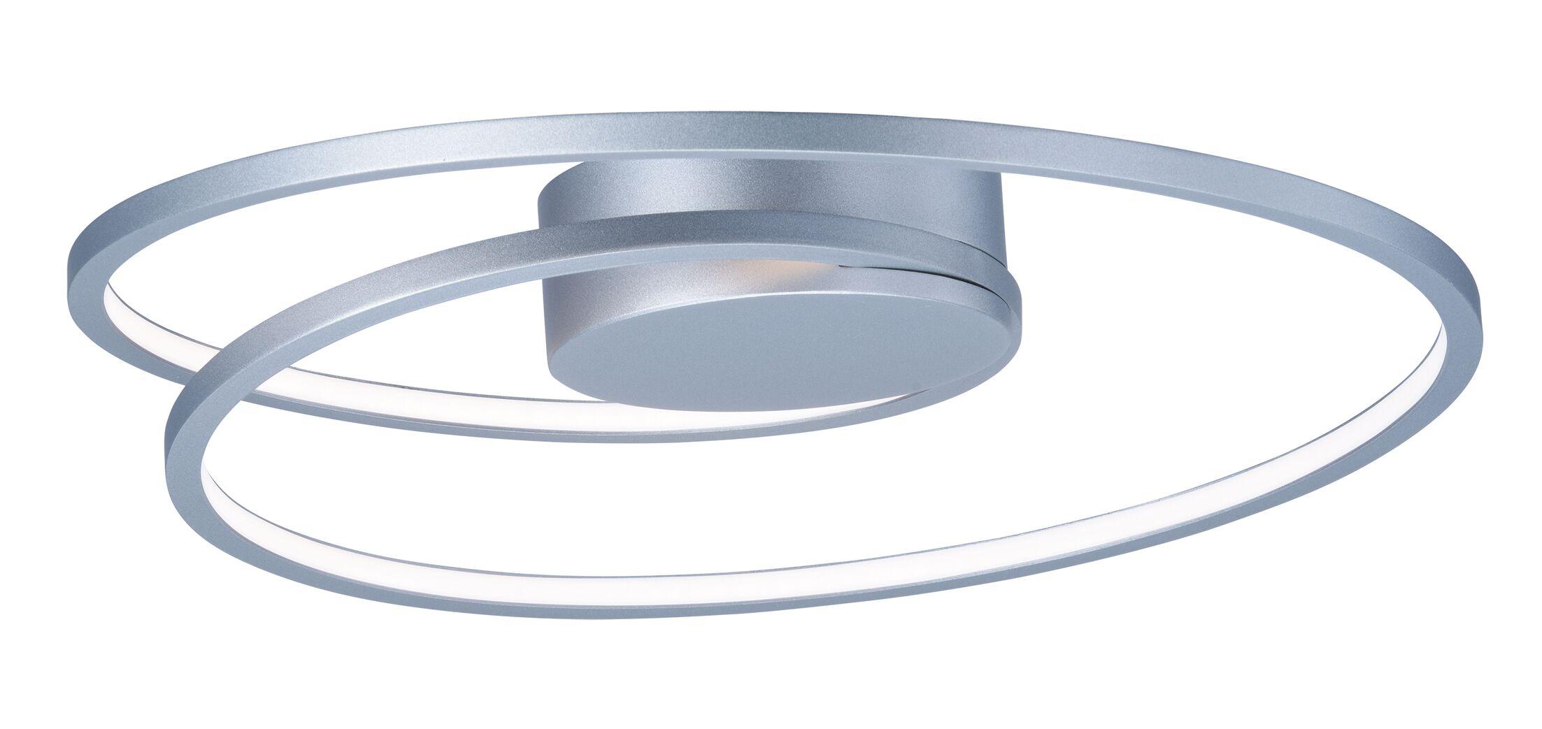 Eckel 1-Light Flush Mount