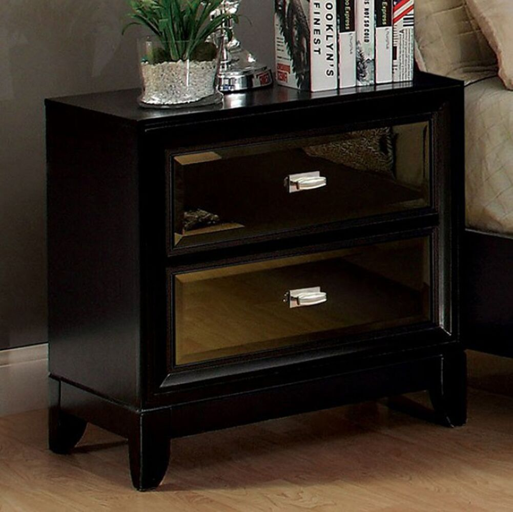 Karcher 2 Drawer Nightstand