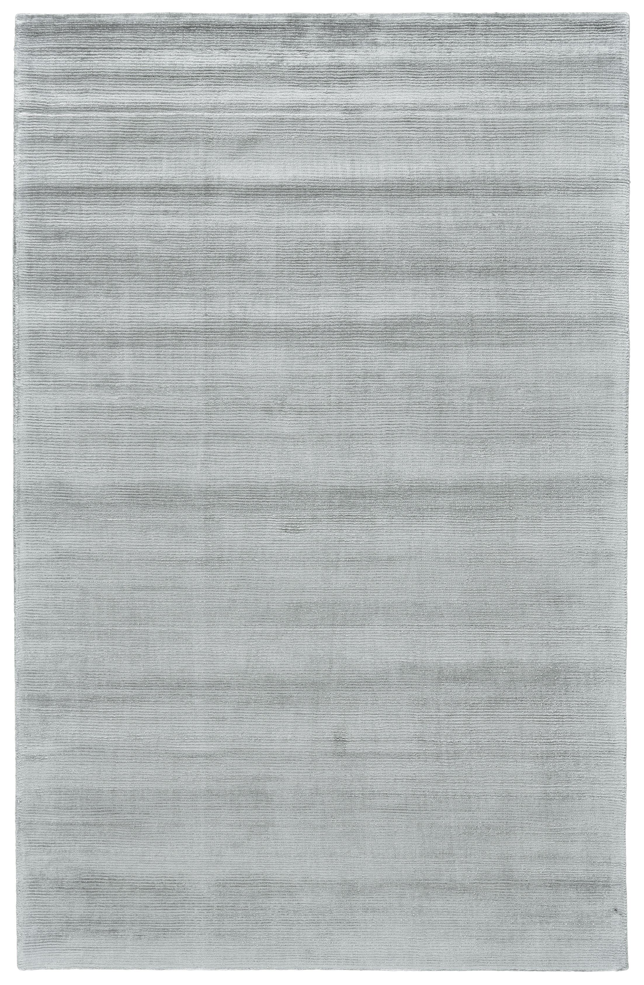 Riaria Hand-Woven Mist Area Rug Rug Size: Rectangle 5' x 8'