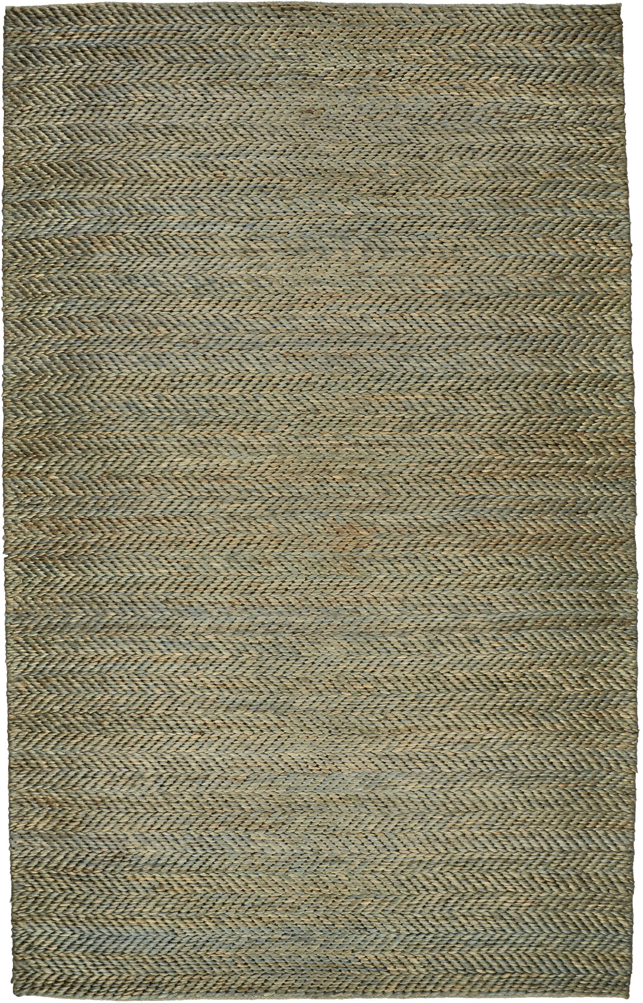 Riaria Hand-Woven Teal Area Rug Rug Size: Rectangle 8' x 11'