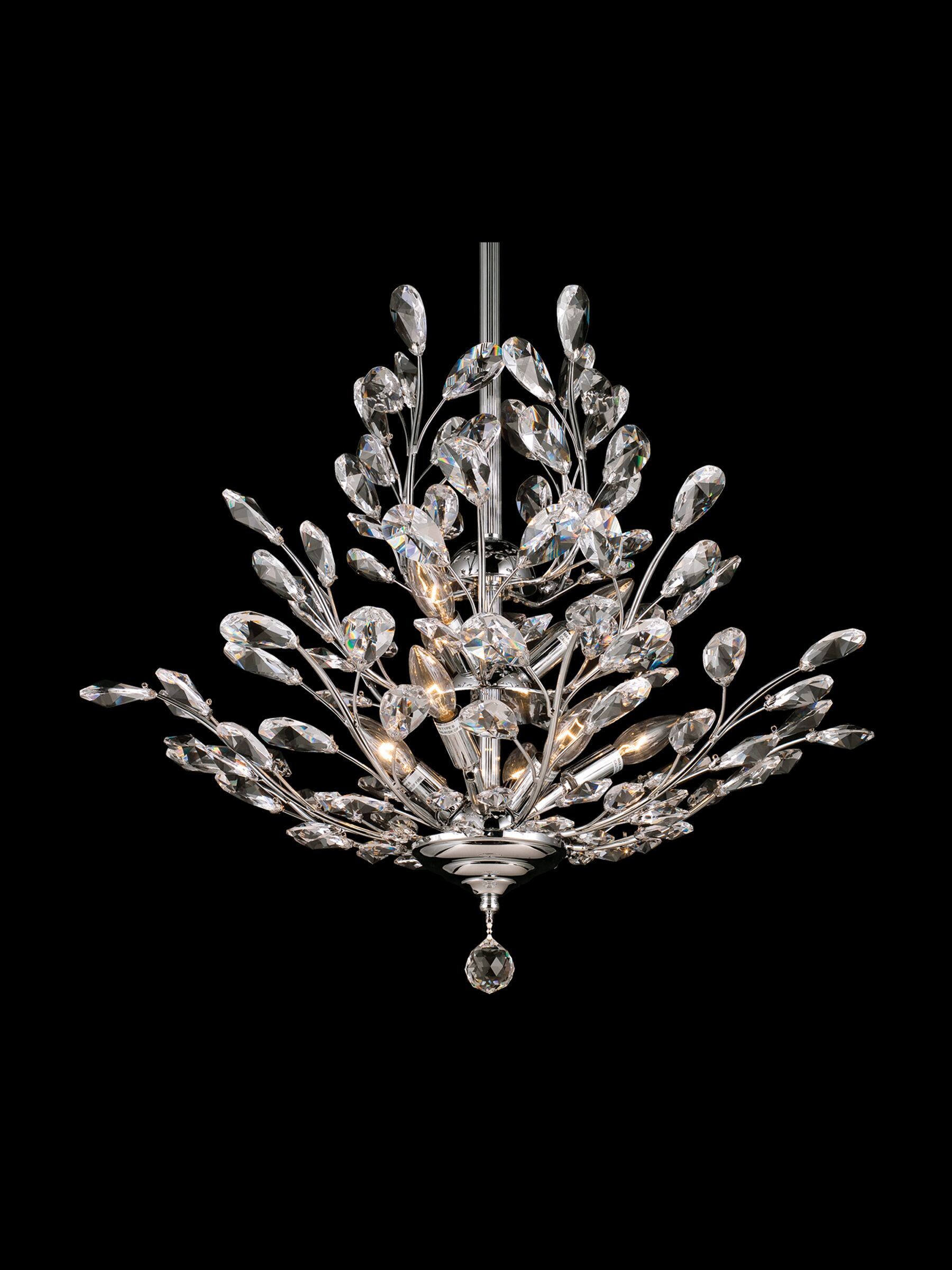 Ligon 9-Light Candle Style Chandelier