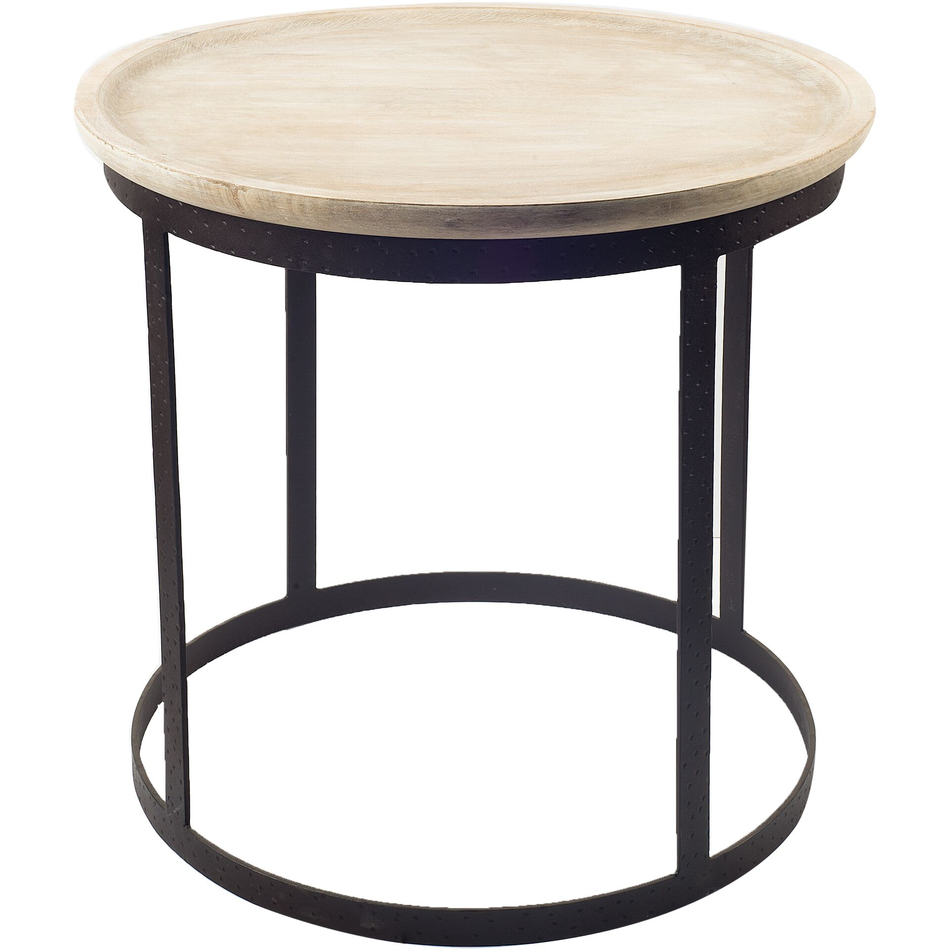 Battershell End Table