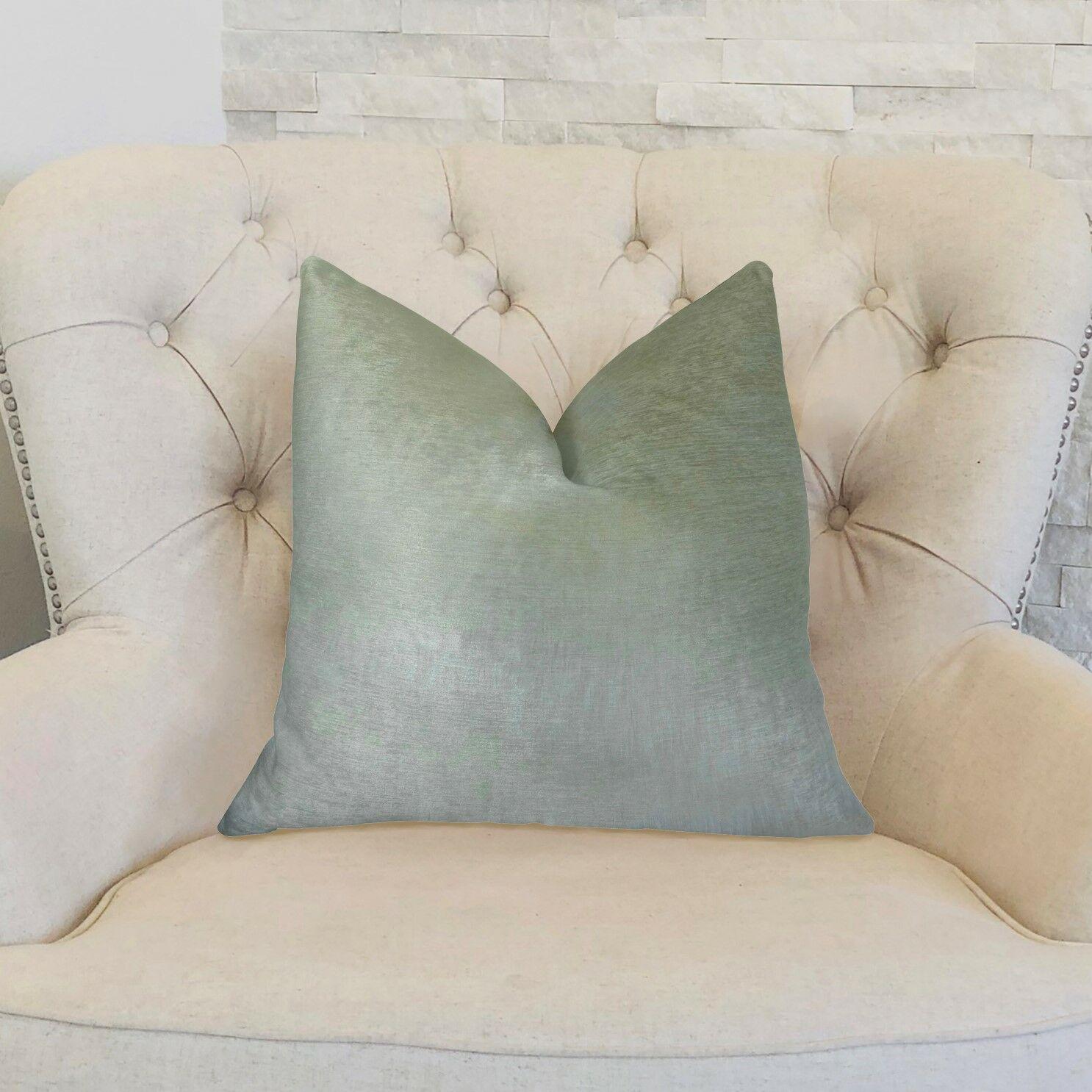 Gardin Handmade Luxury Pillow Size: 26