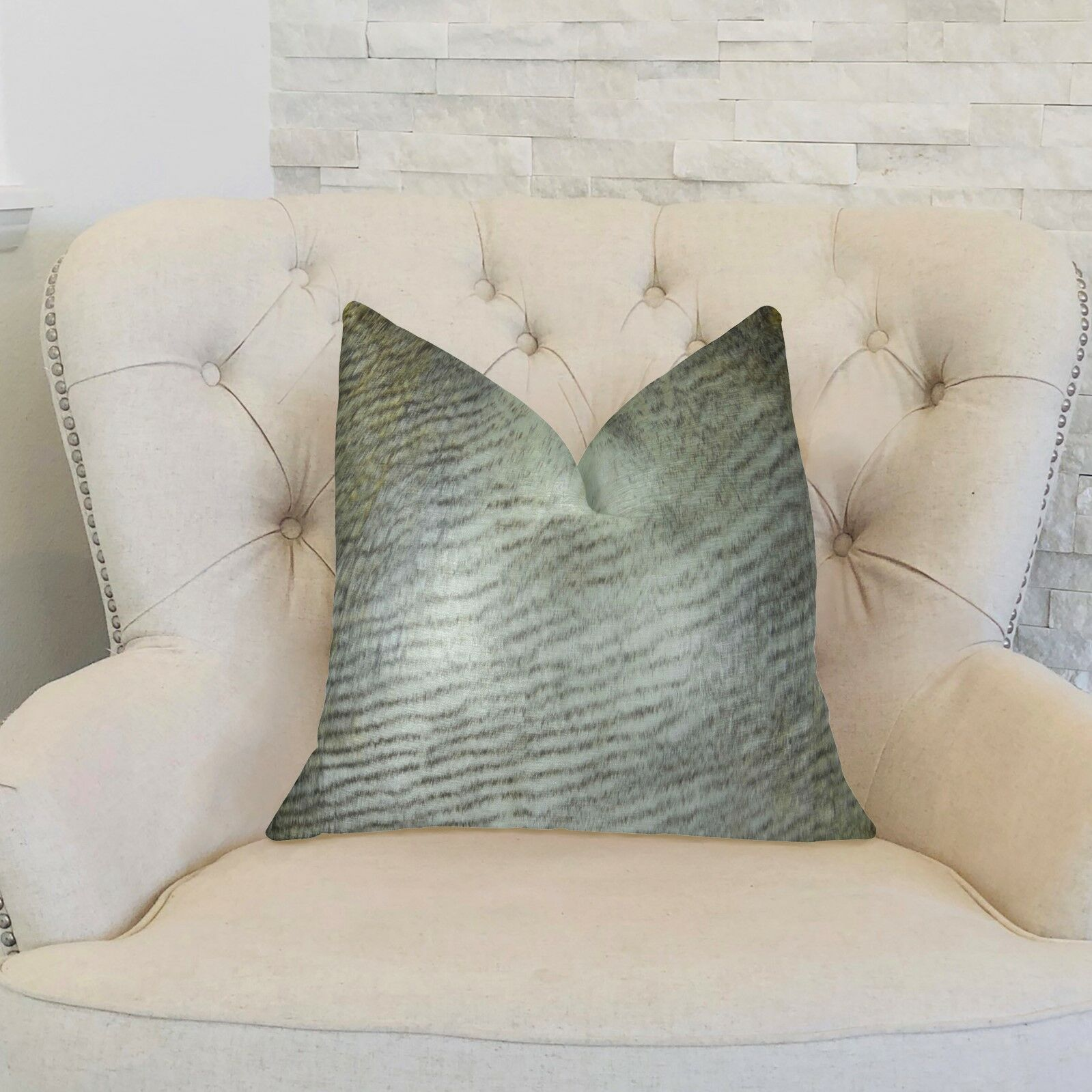 Gardea Handmade Luxury Pillow Size: 12