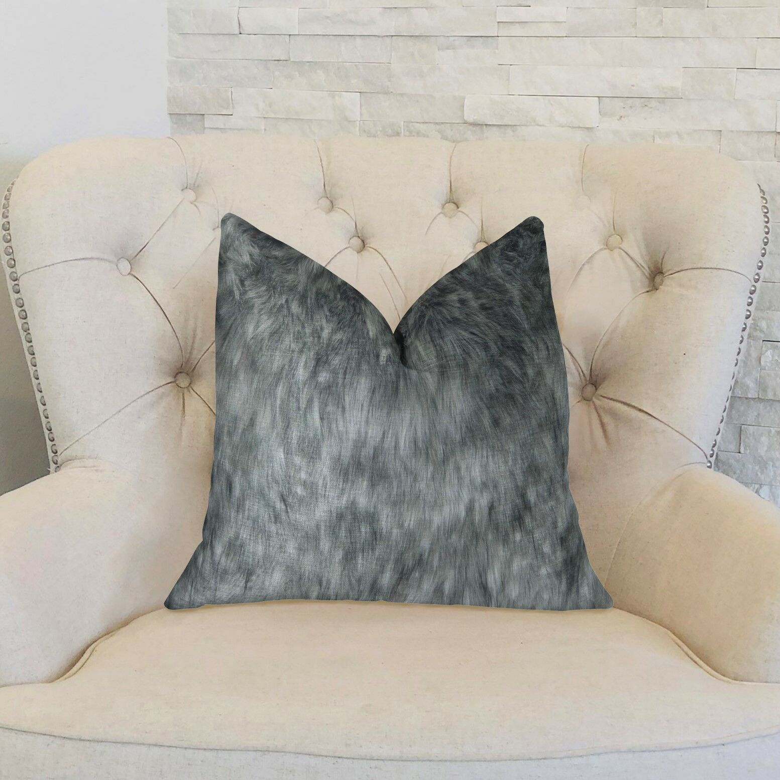 Gargano Handmade Luxury Pillow Size: 26