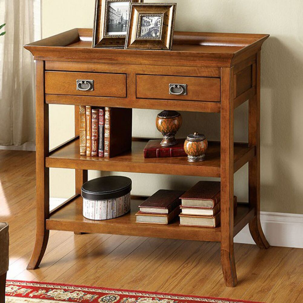 Ellender End Table with Storage