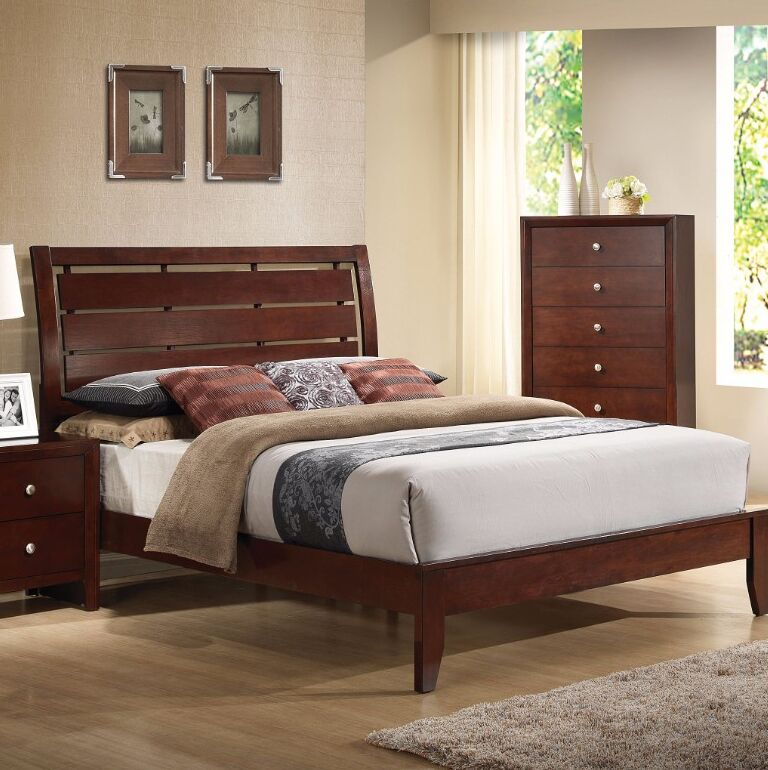 Kittleson Queen Platform Bed