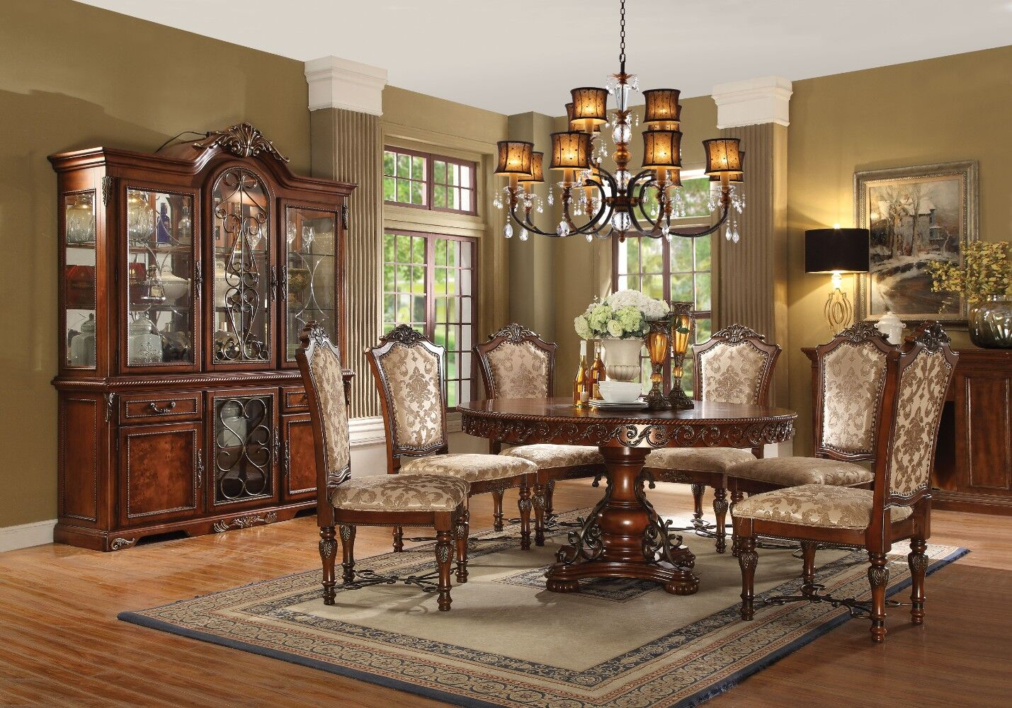 Shirl Affable Dining Table