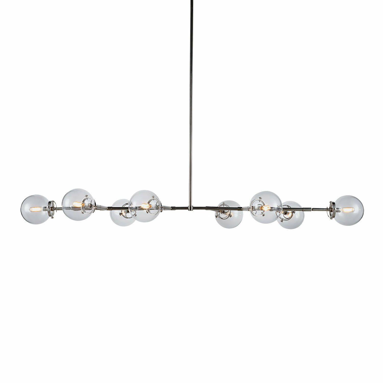 Chairez 8-Light Chandelier Finish: Polished Nickel